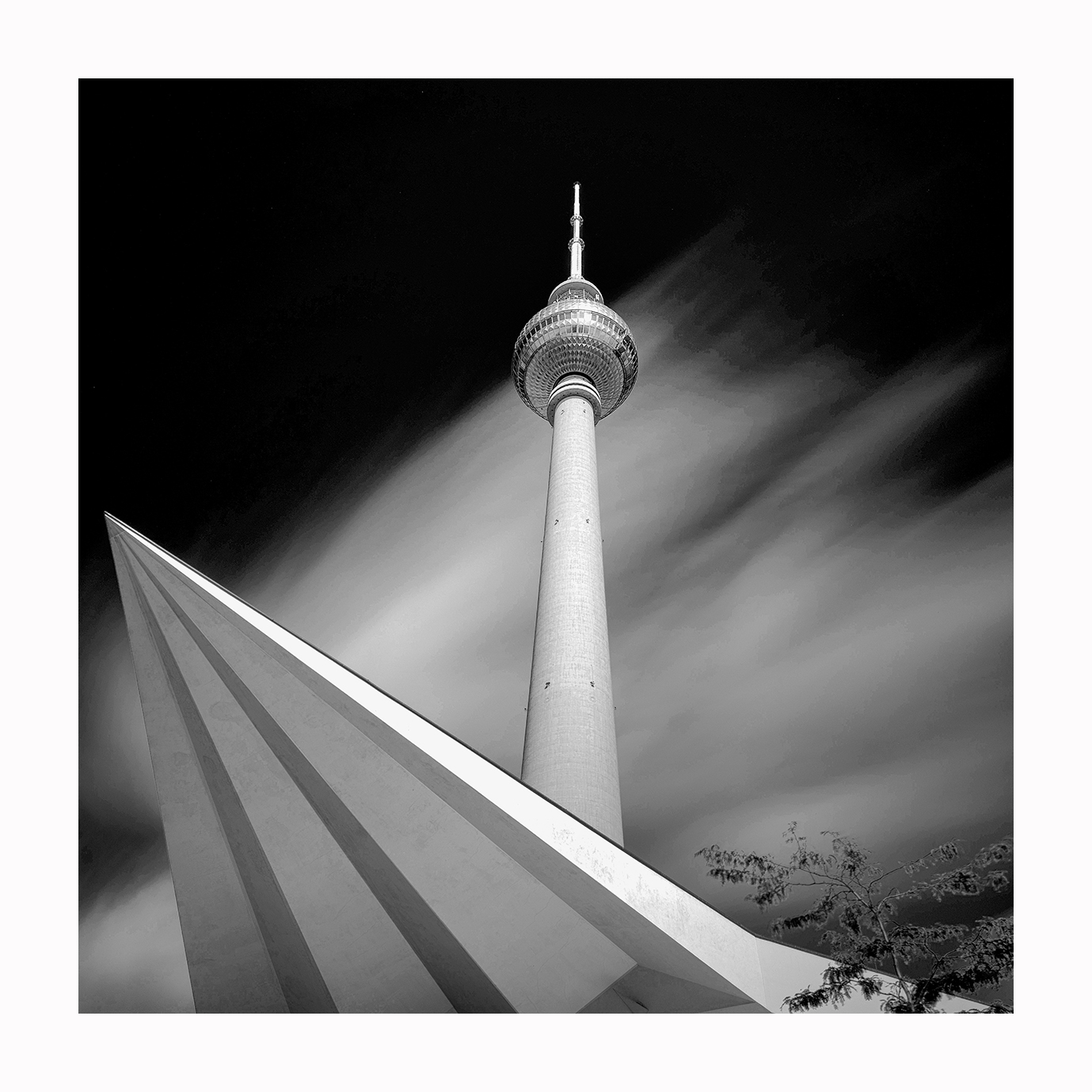 Berlin TV Tower, Germany