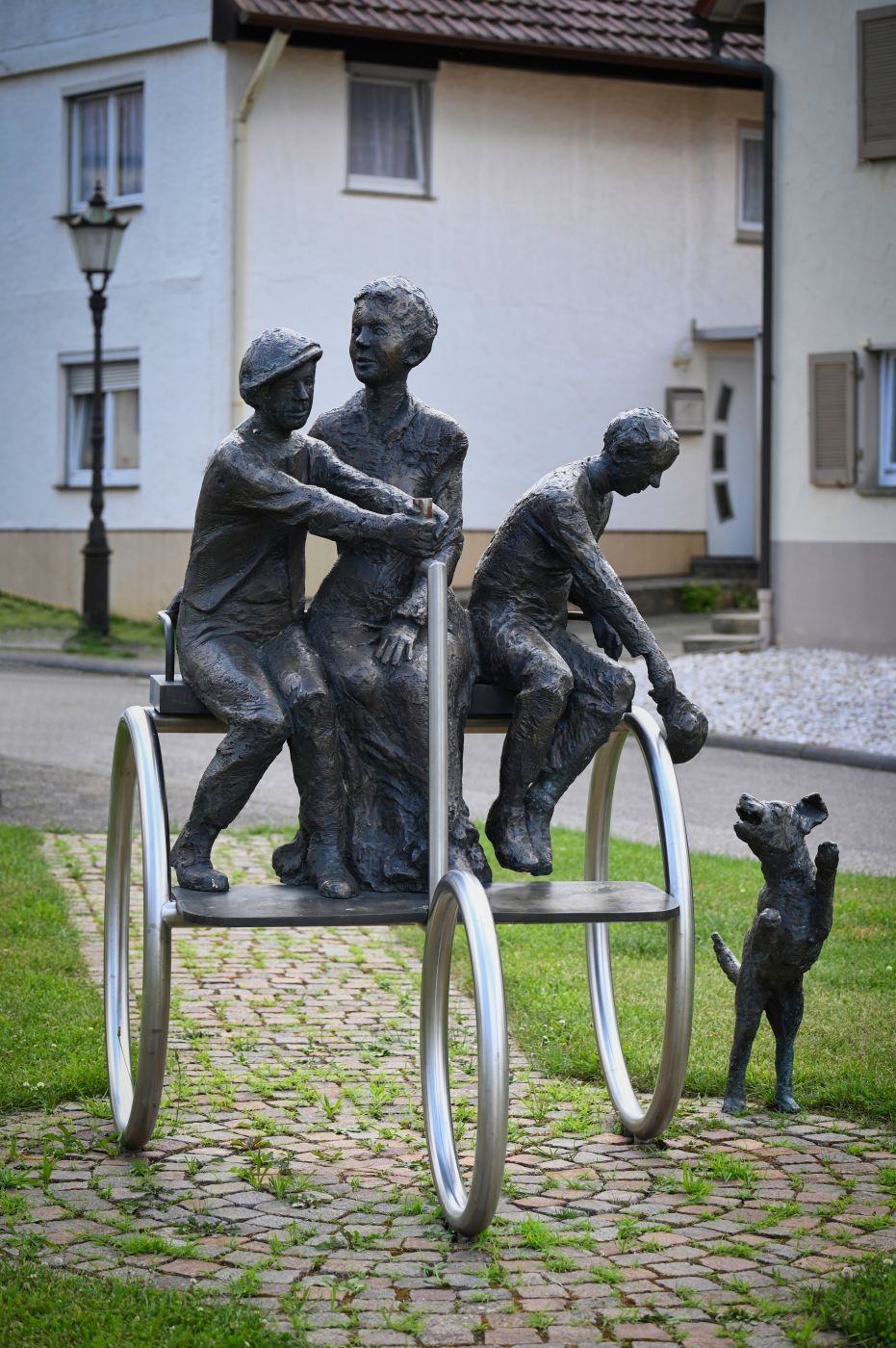 Berta Benz, Germany
