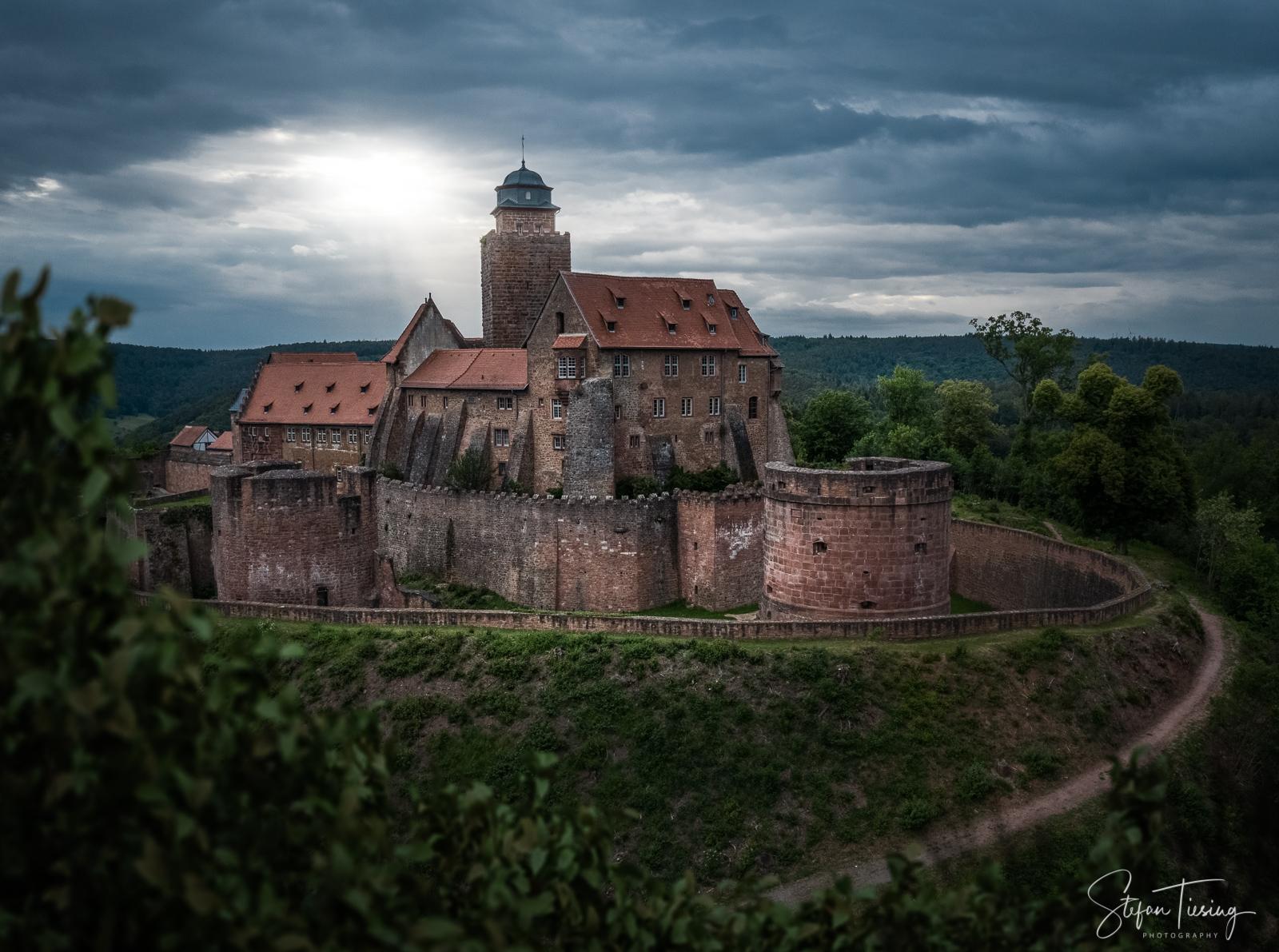 Burg Breuberg - Breuberg Castle, Germany