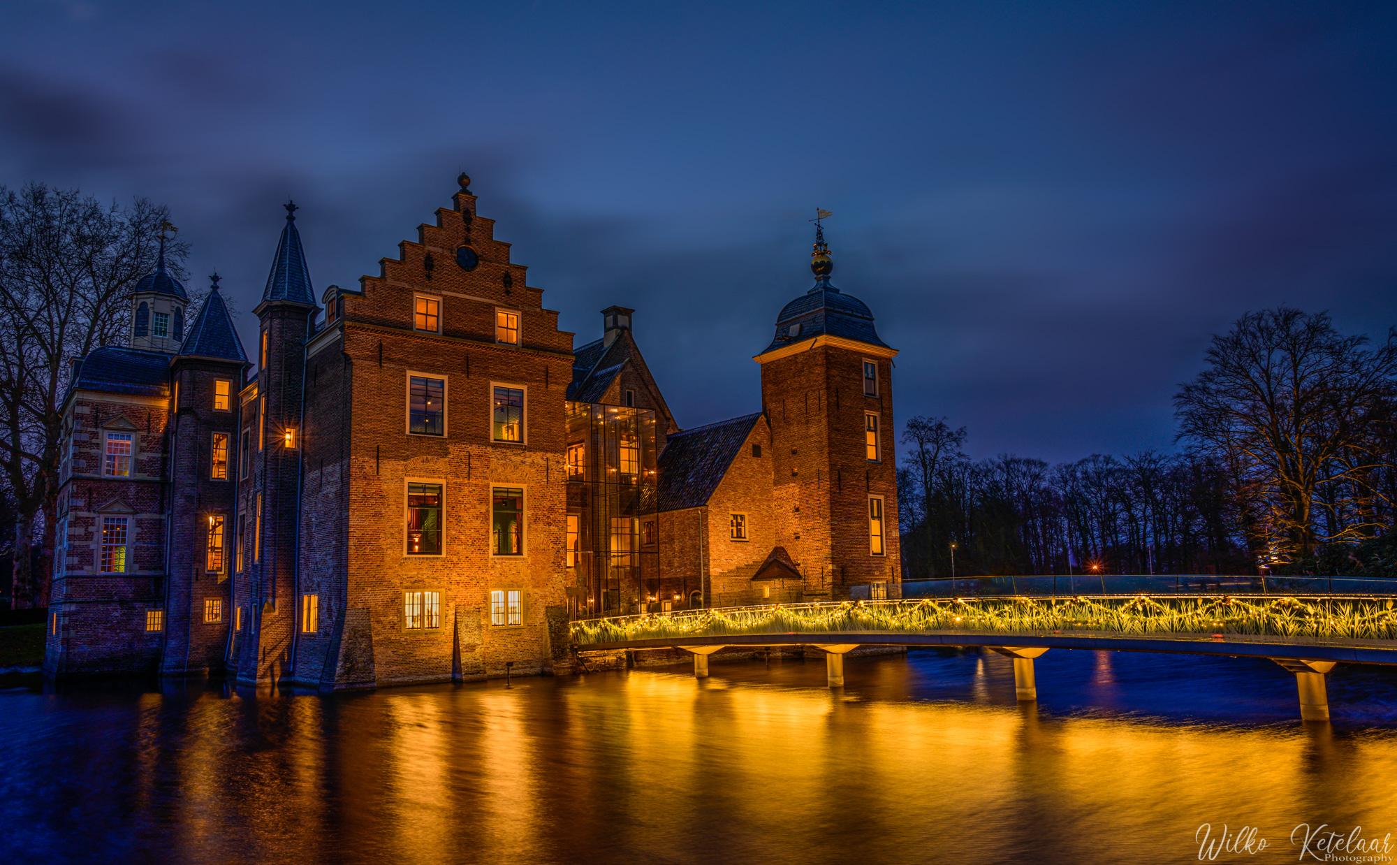 Castle Ruurlo, Netherlands