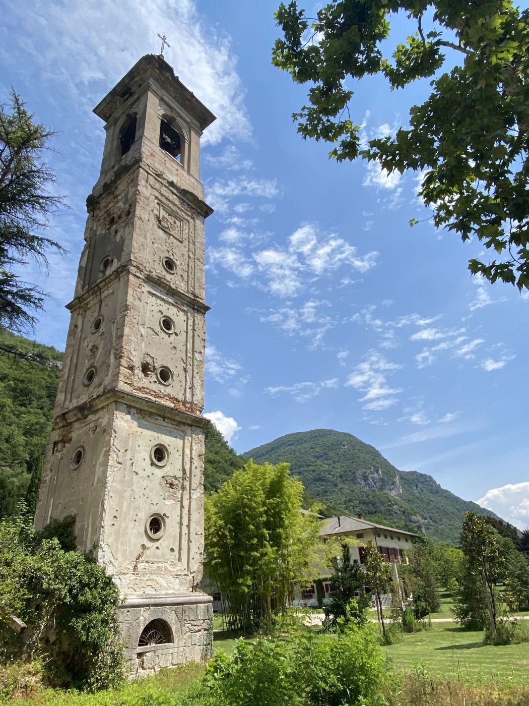 Chiesa di Loppio, Trentino, Italy, Italy