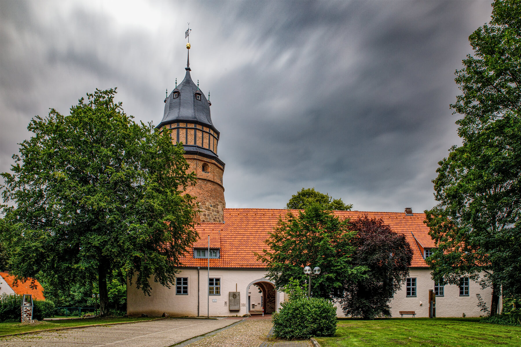 Diepholz Castle, Germany
