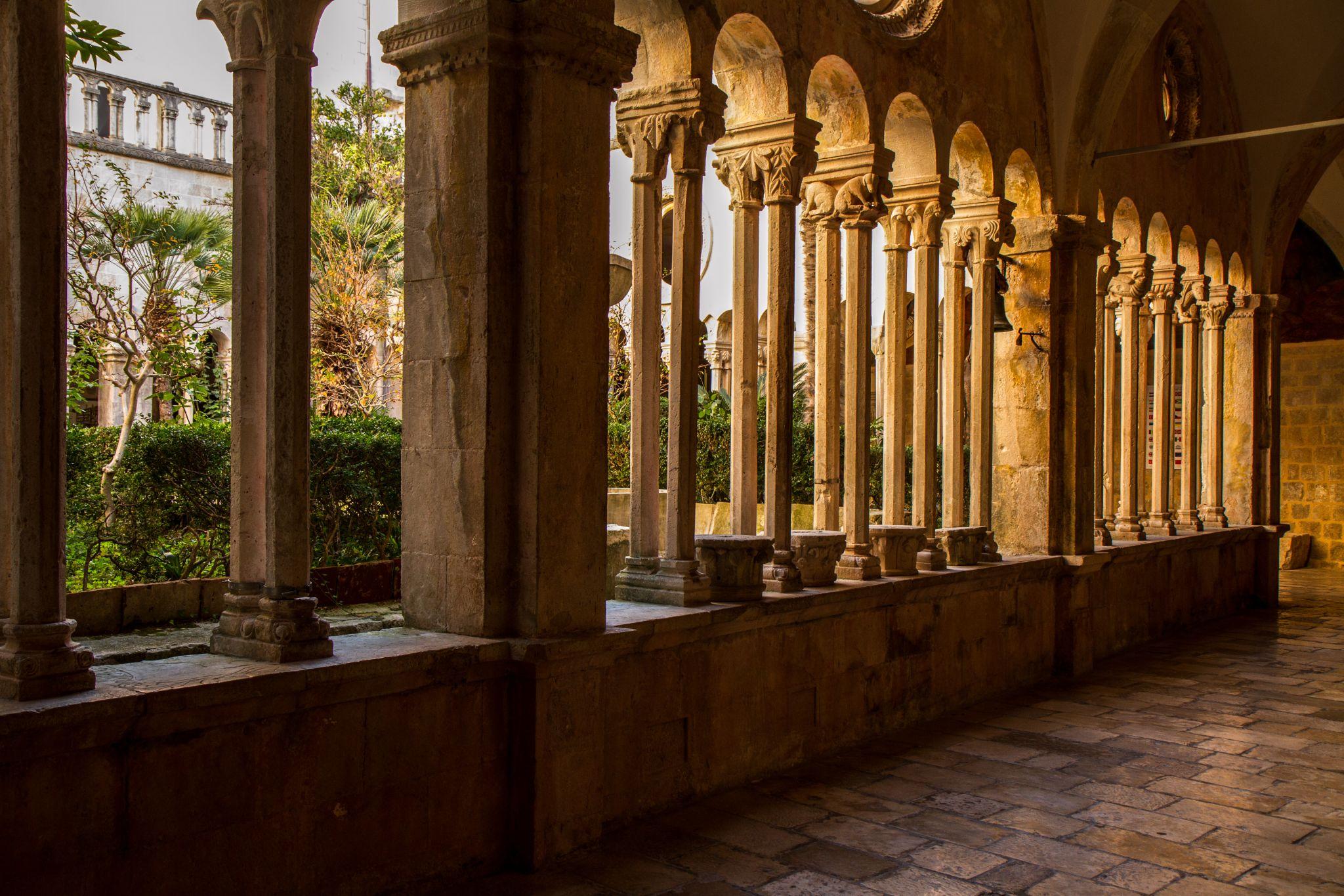 Dubrovnik Franciscian Monastry, Croatia