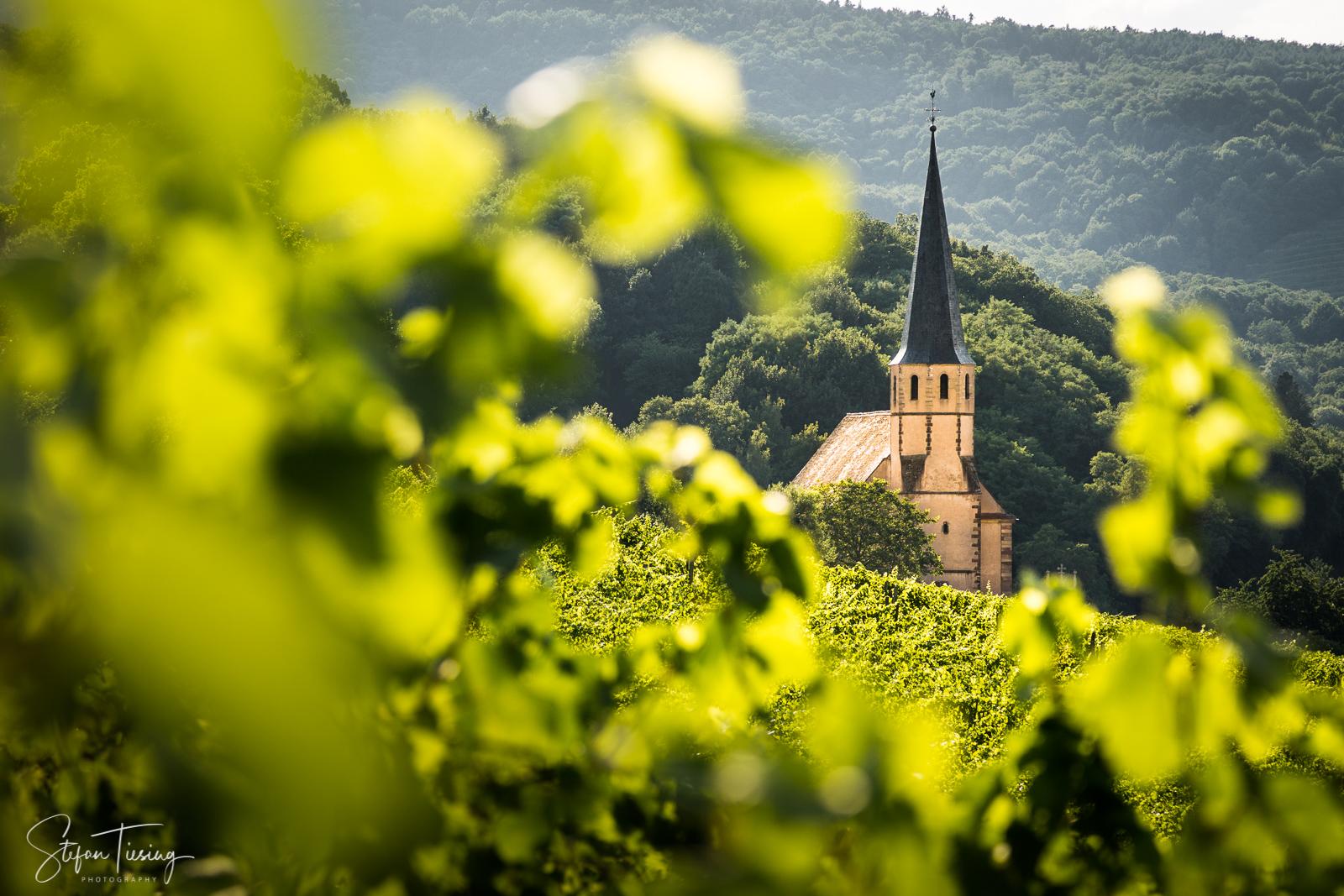 Église Saint-André at Andlau (Alsace), France