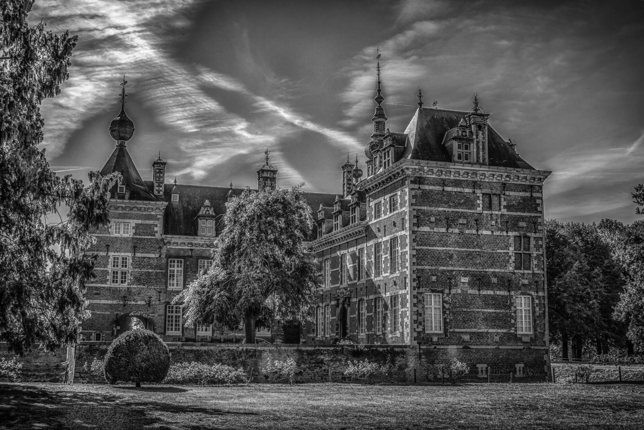 Eijsden Castle, Netherlands