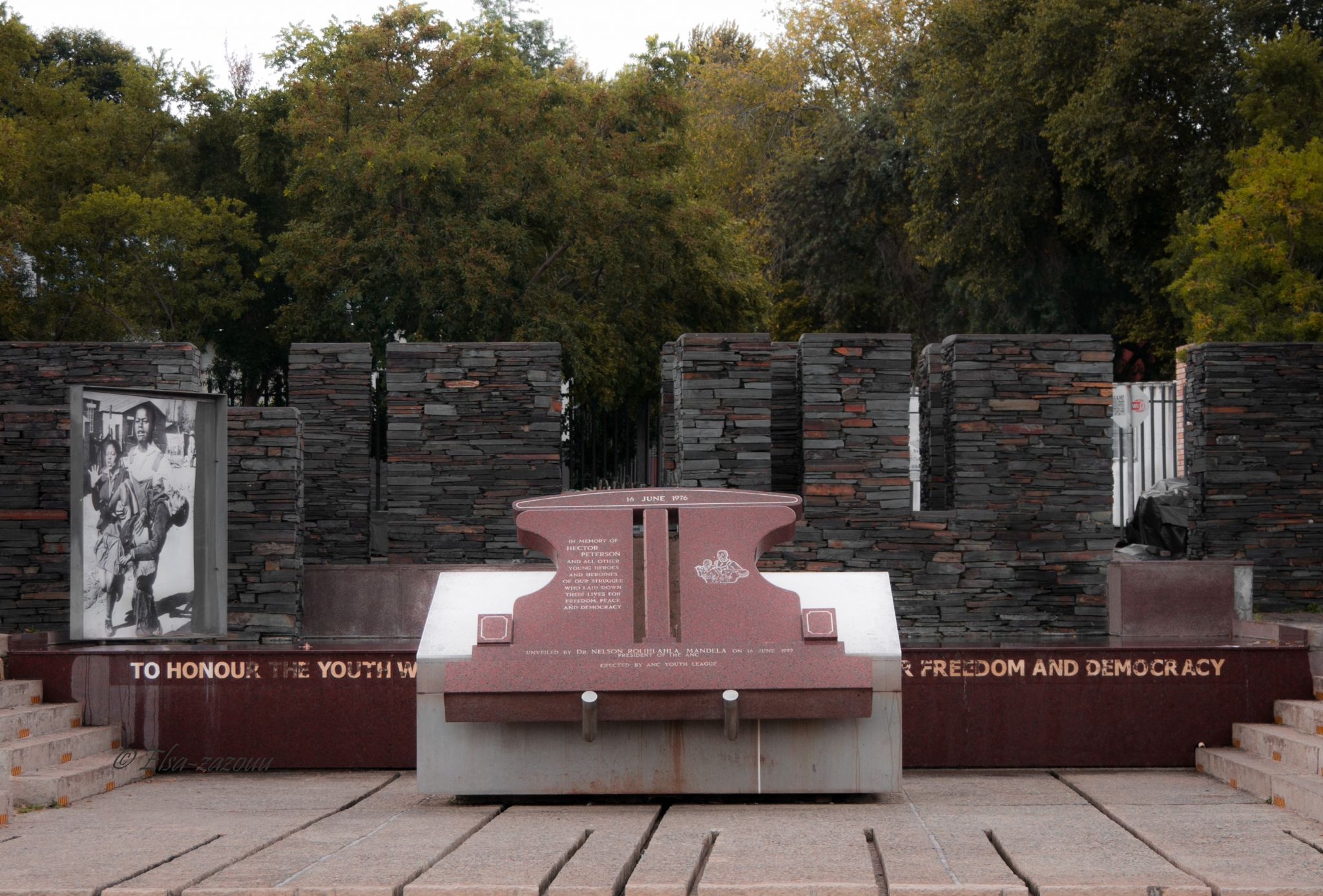 Hector Pieterson Memorial, South Africa