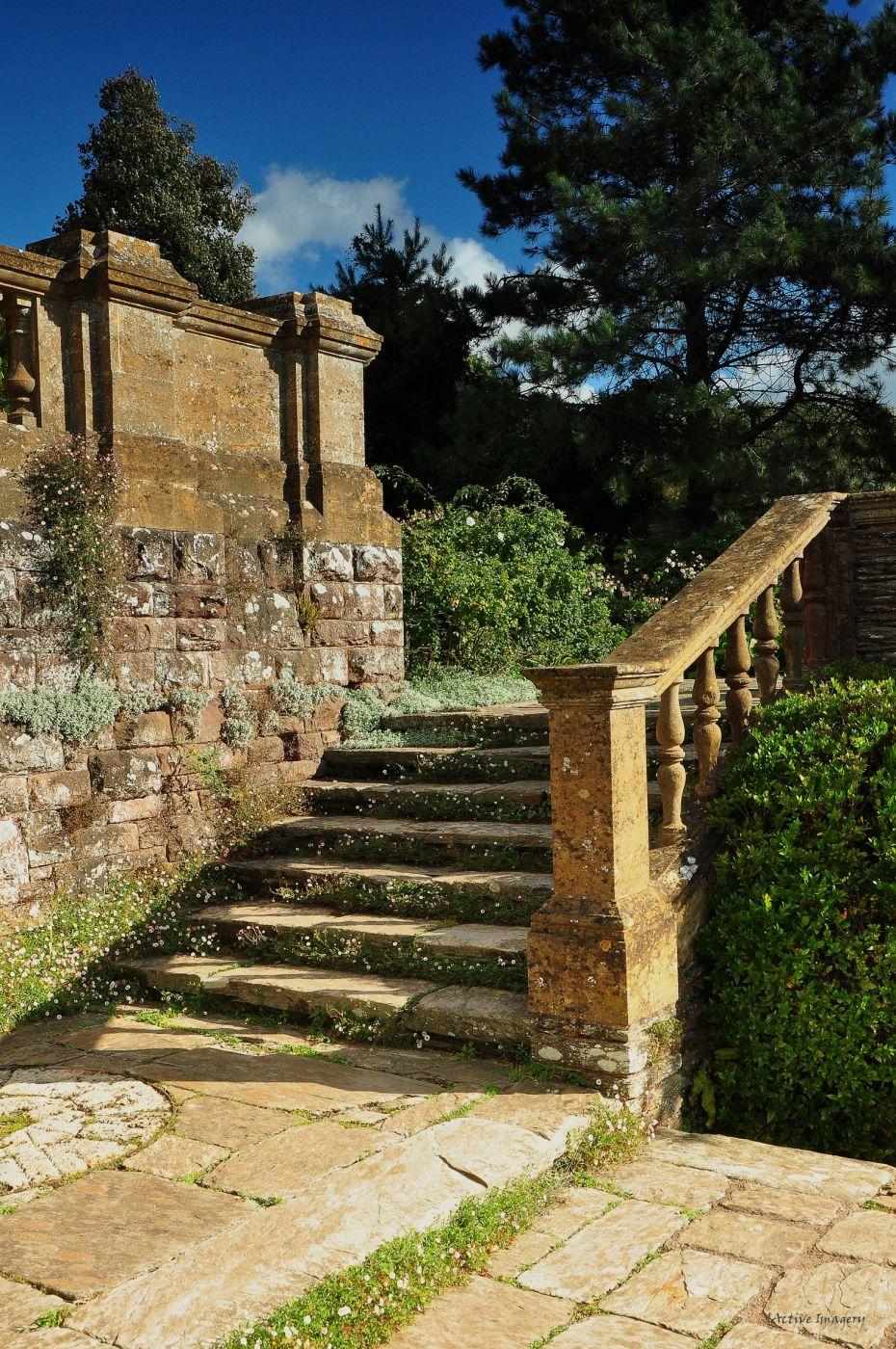 Hestercombe House and Gardens, United Kingdom