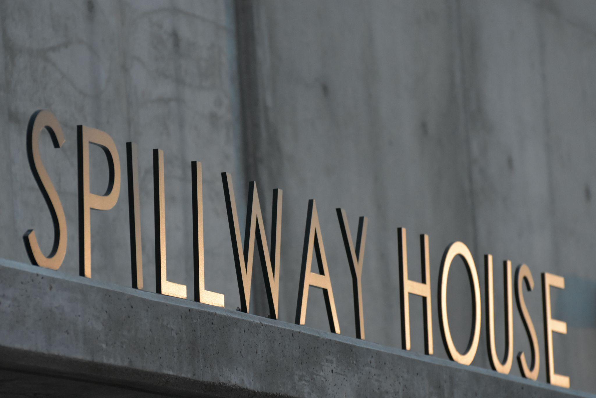 Hoover Dam - Spillway House, USA