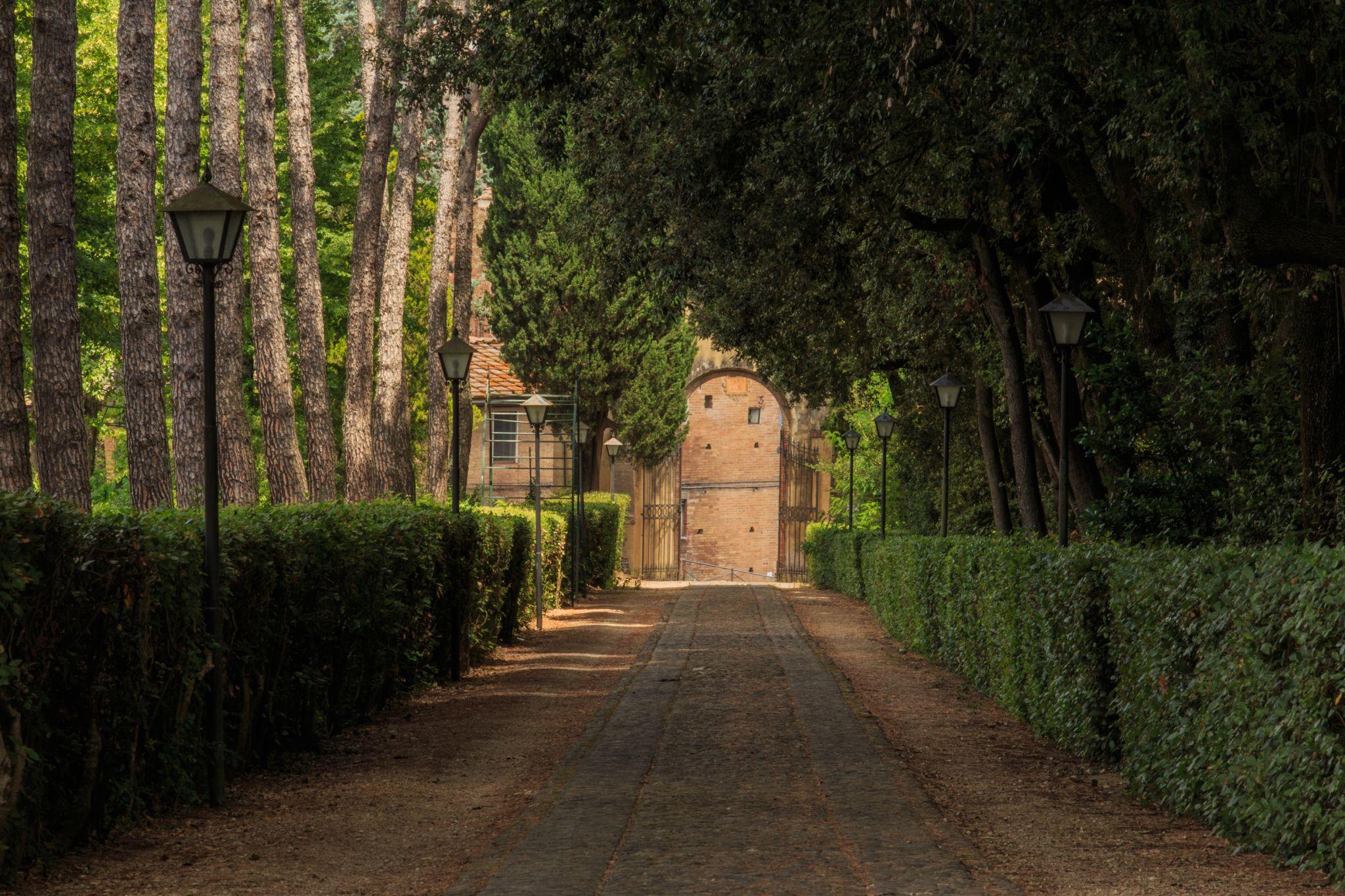Hotel Garden, Siena, Italy