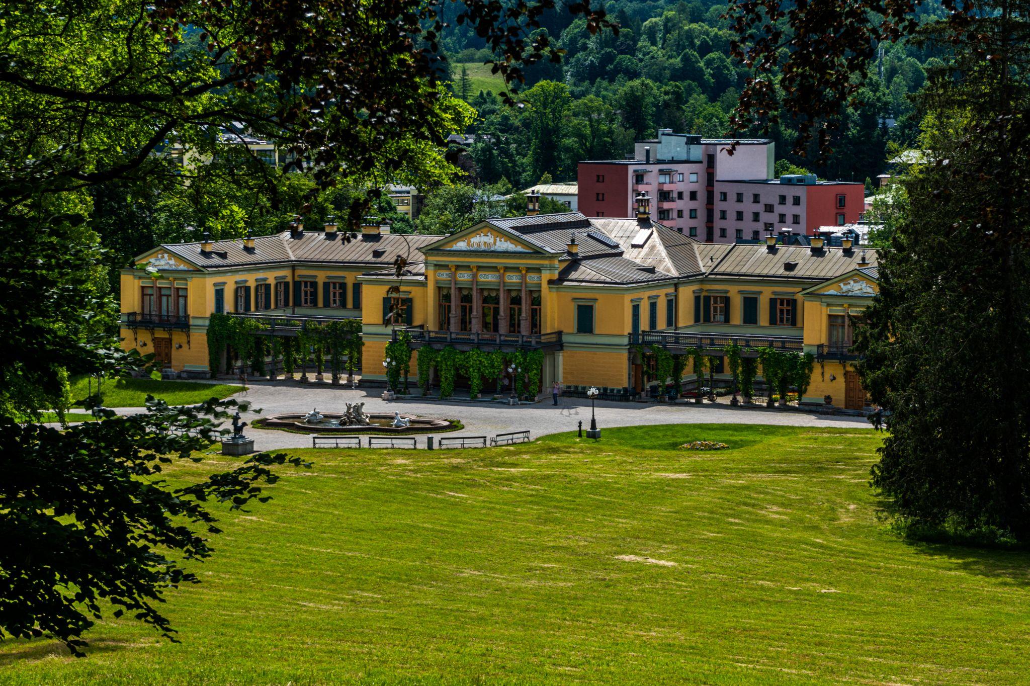 Kaiservilla, Bad Ischl, Austria
