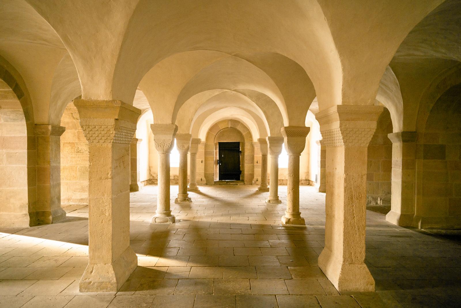Kloster Lippoldsberg, Germany