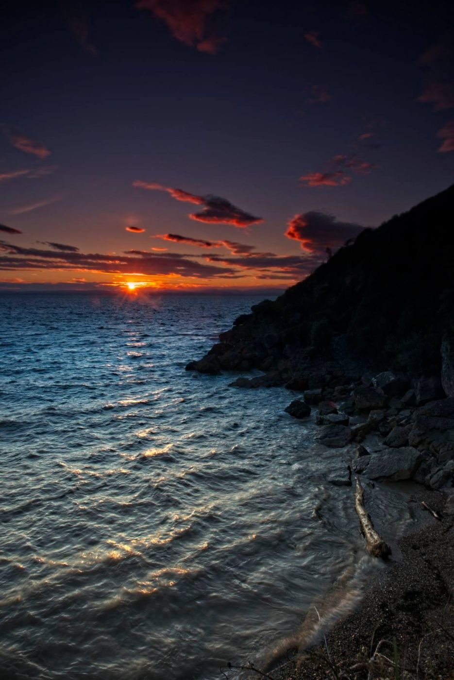 Ladye Bay, United Kingdom