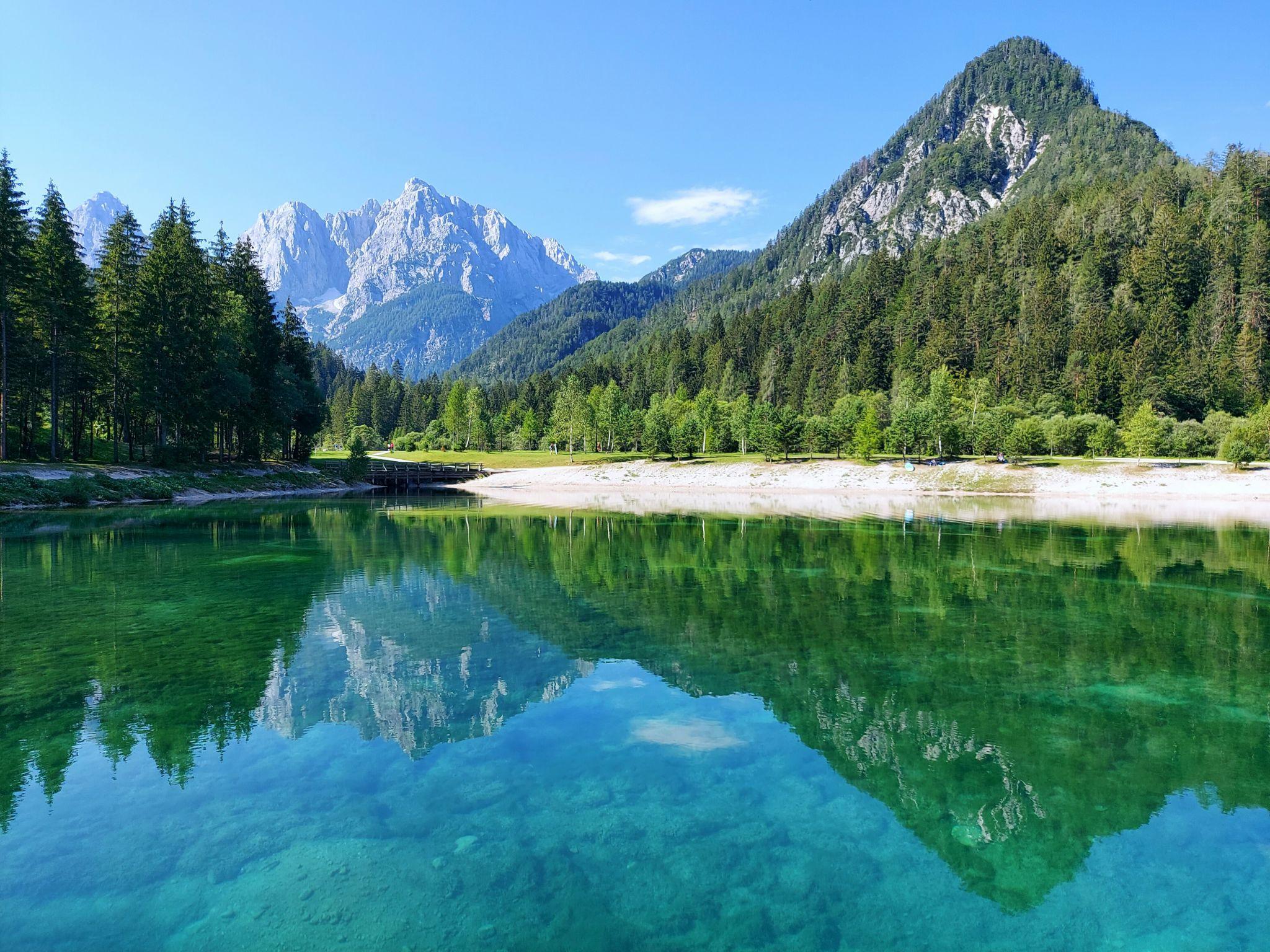 Lake Jasna, Slovenia