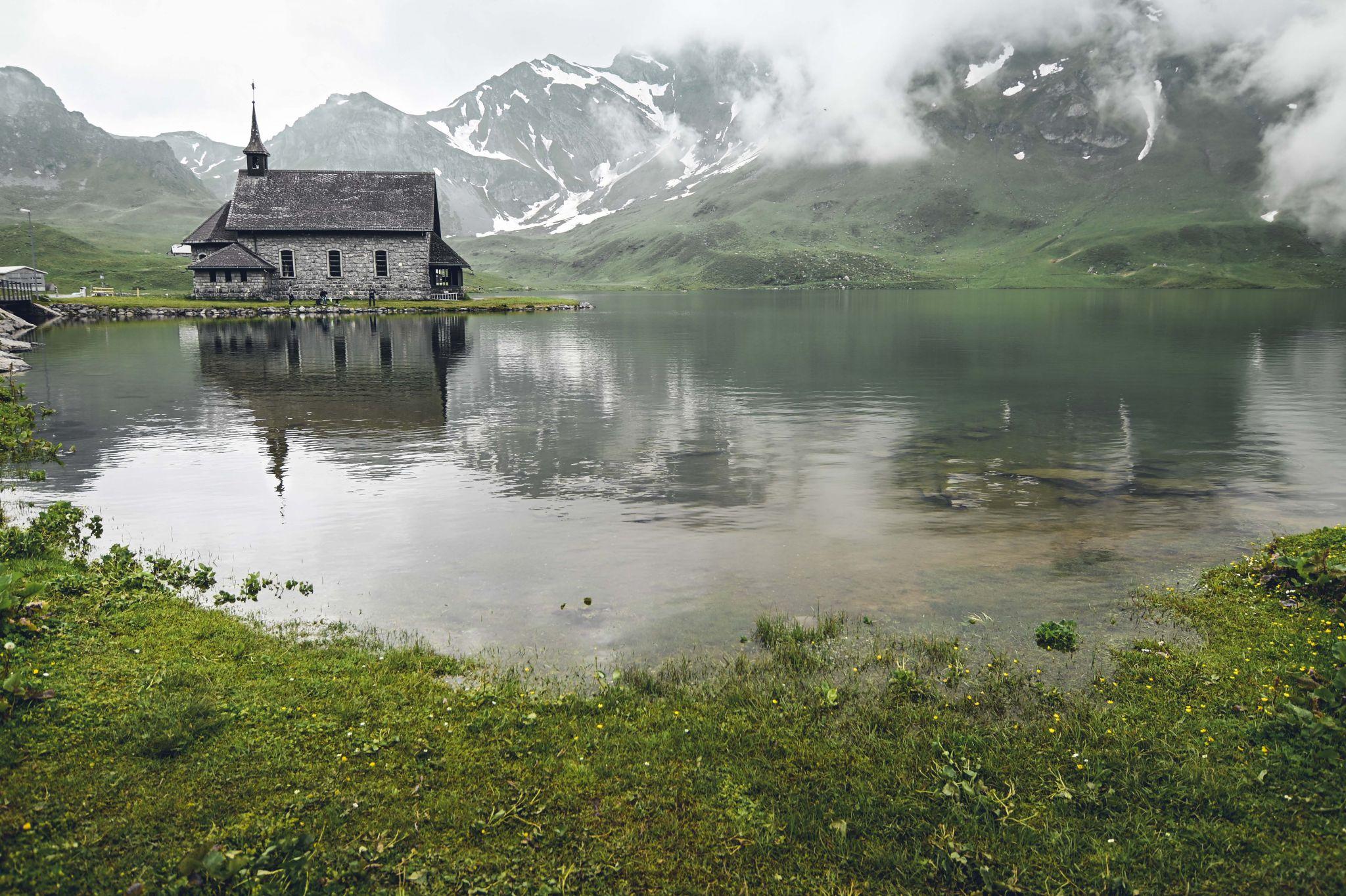 Melchsee-Kapelle, Switzerland