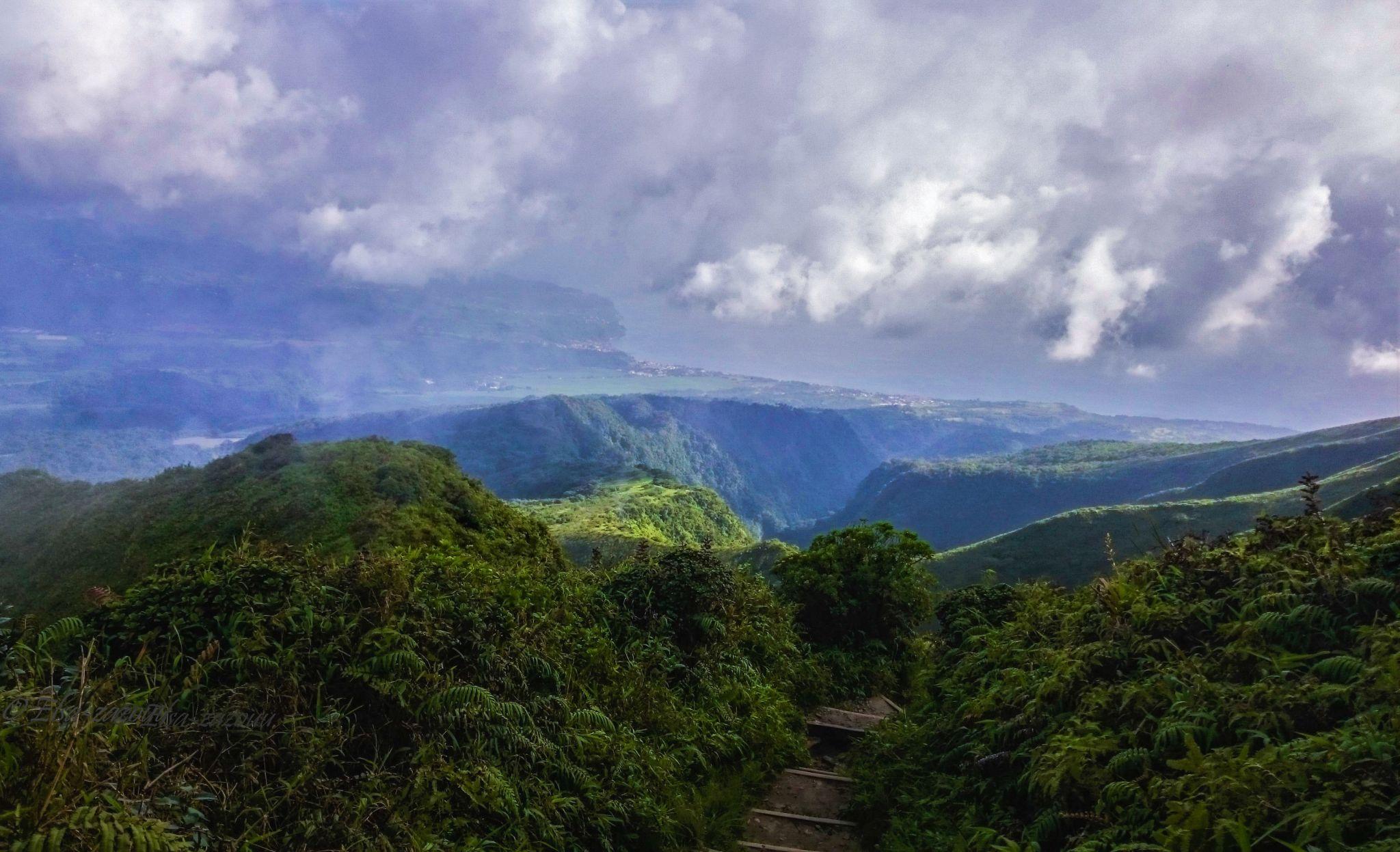 Mount Pelée, Martinique