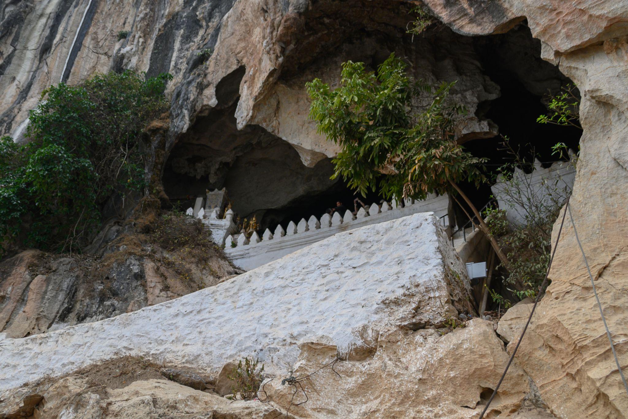 Pak Ou Caves, Lao