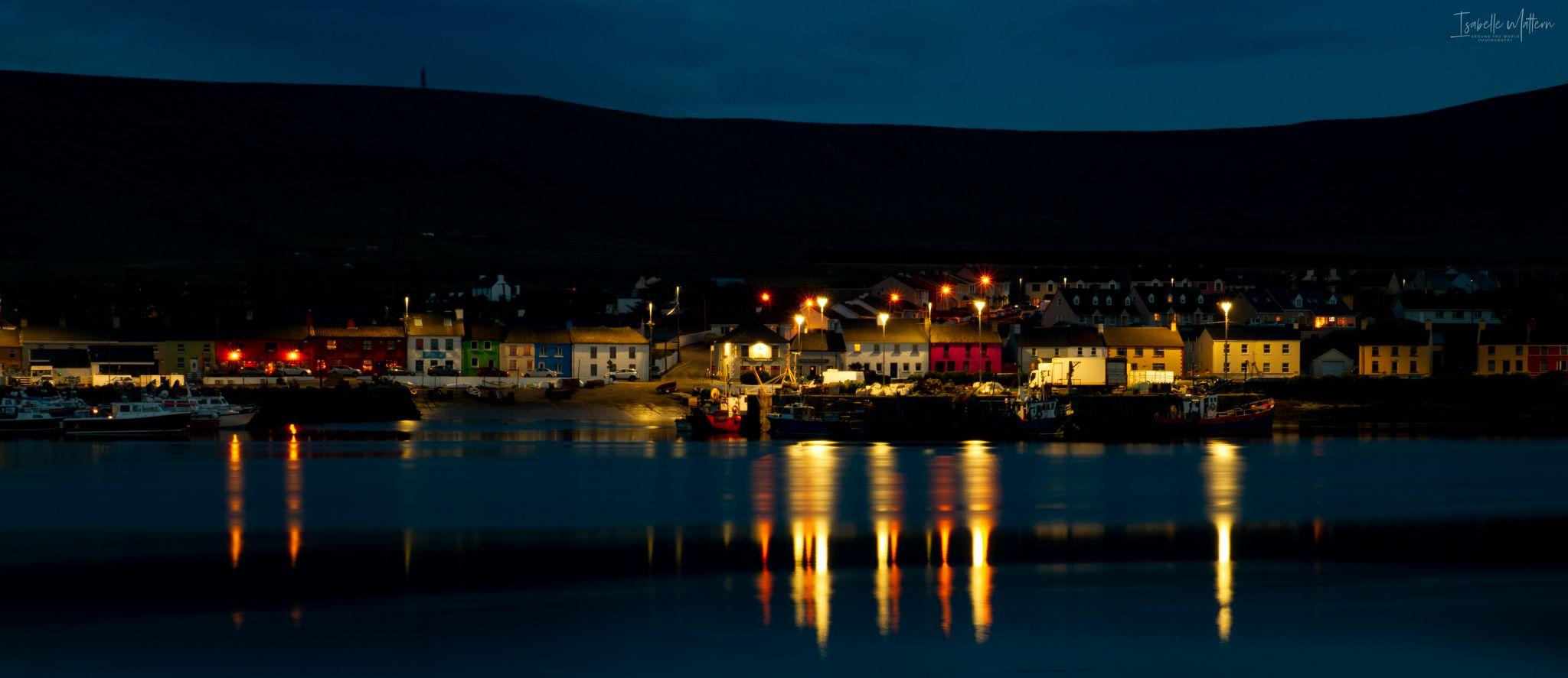 Portmagee from Skellig Visitor Center, Ireland