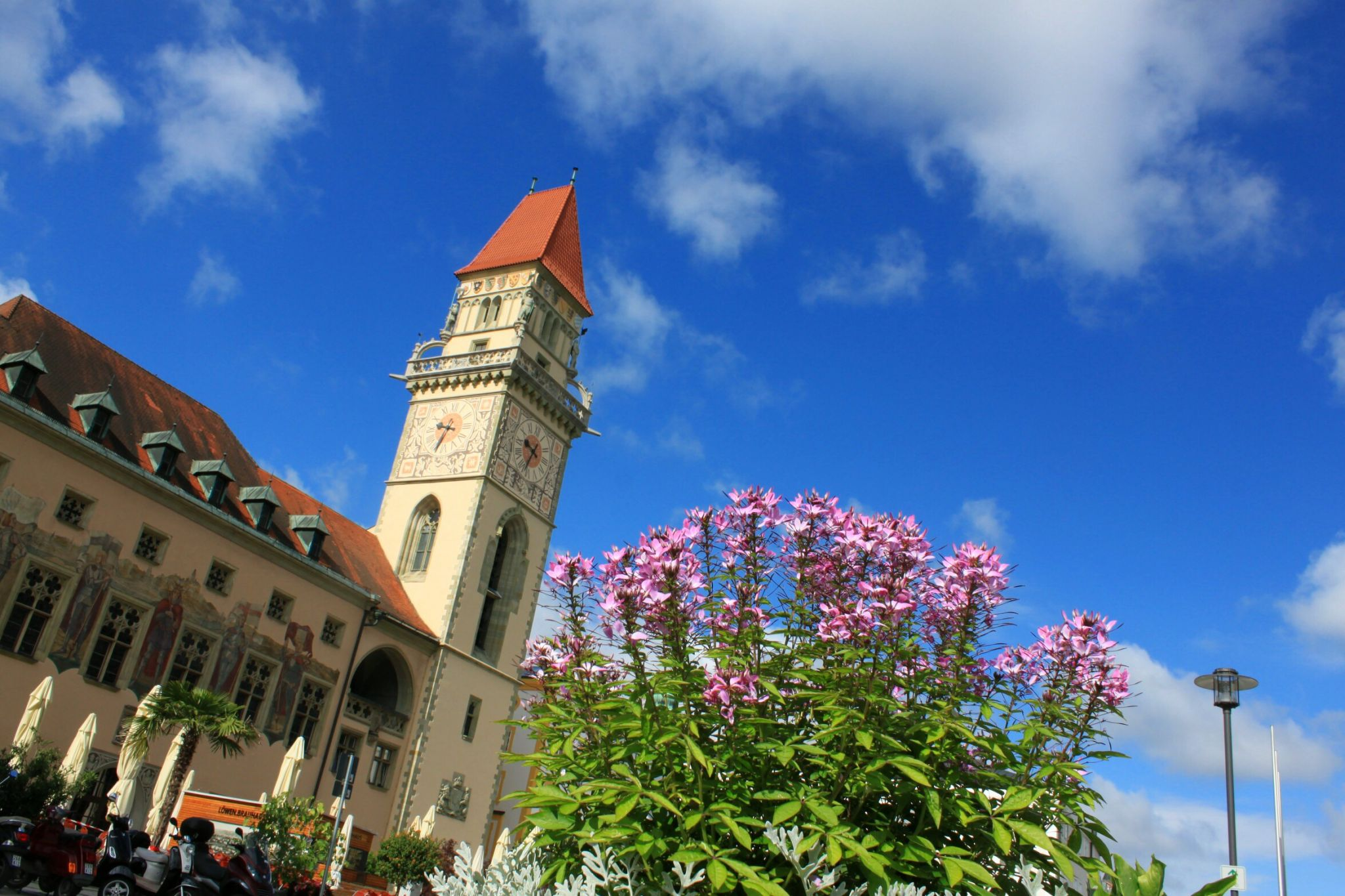 Rathaus, Passau, Germany