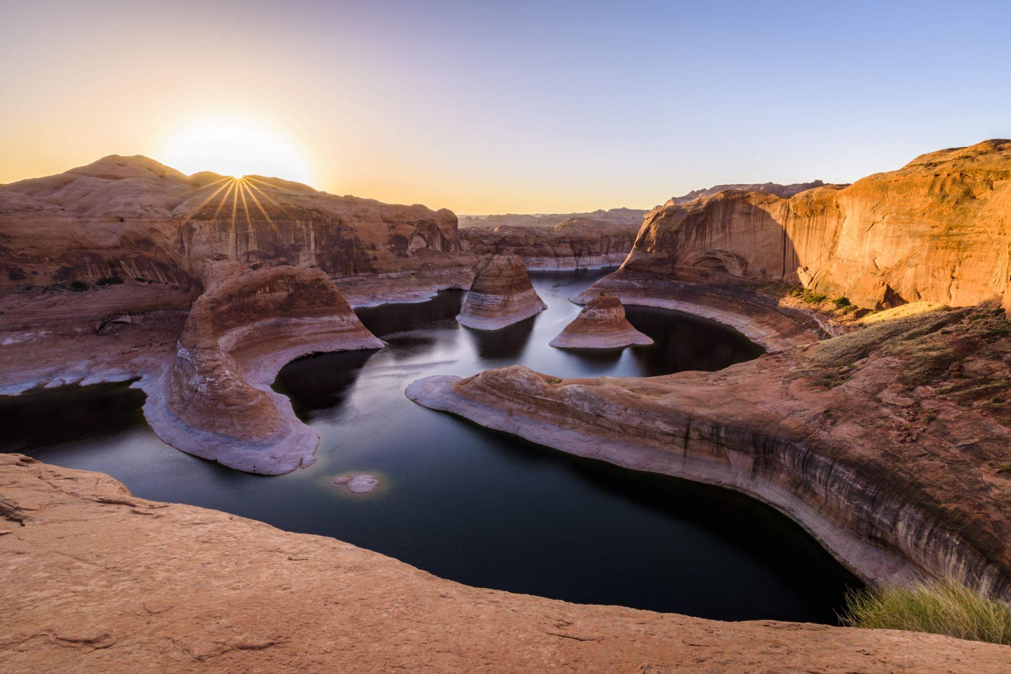 Reflection Canyon, USA