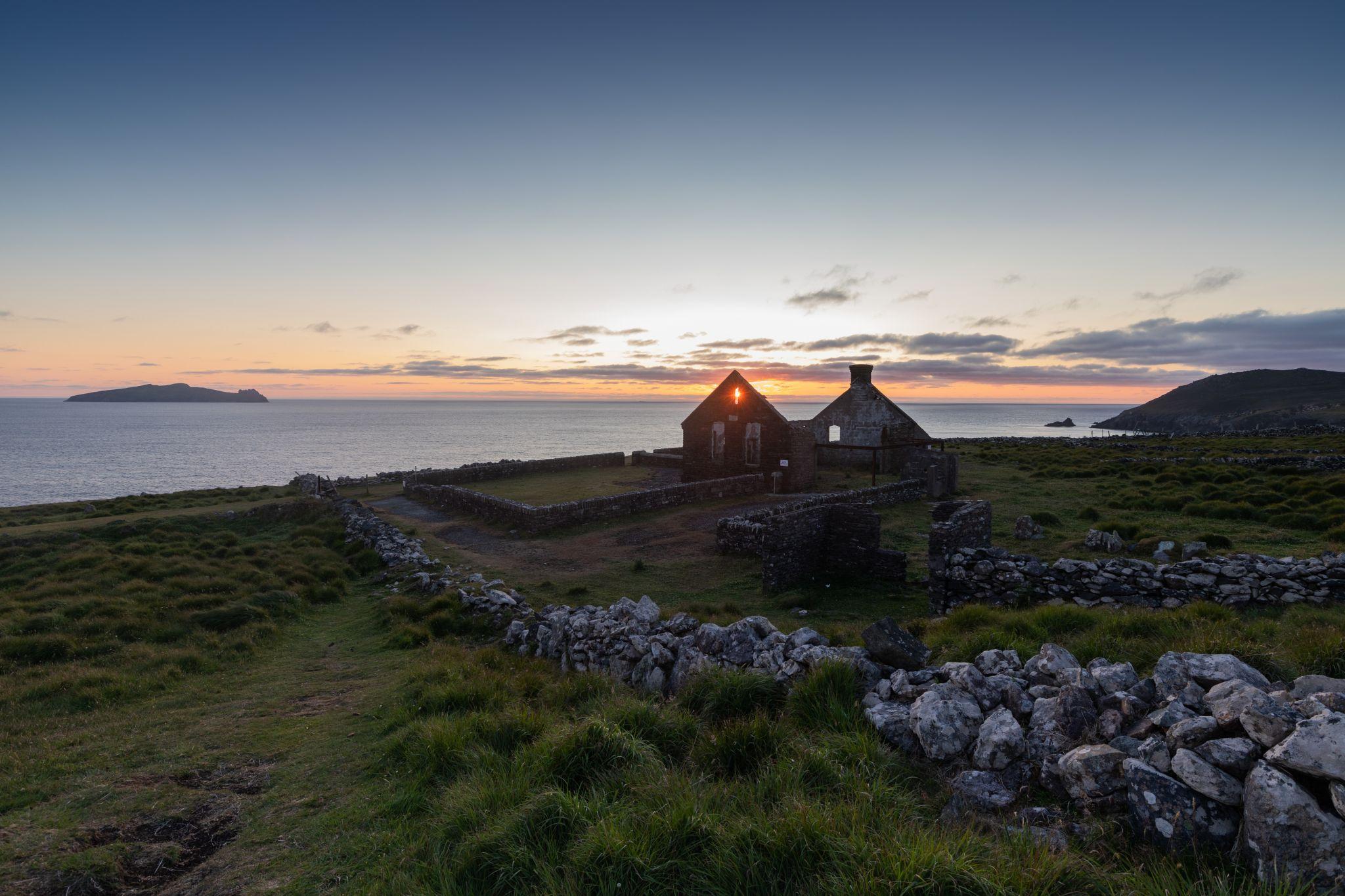 Ryan's daughter cottage, Ireland