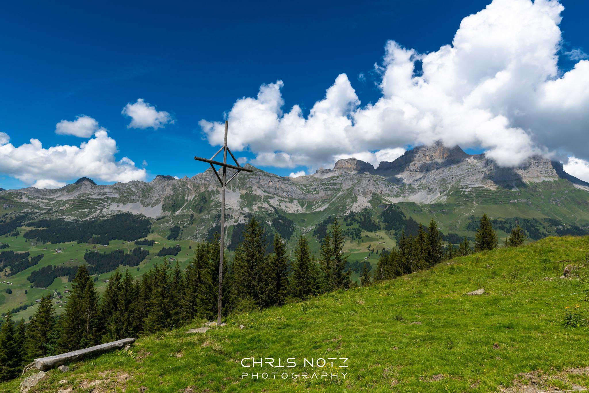 Schächental Sittlisalp Alp Obsaum, Switzerland