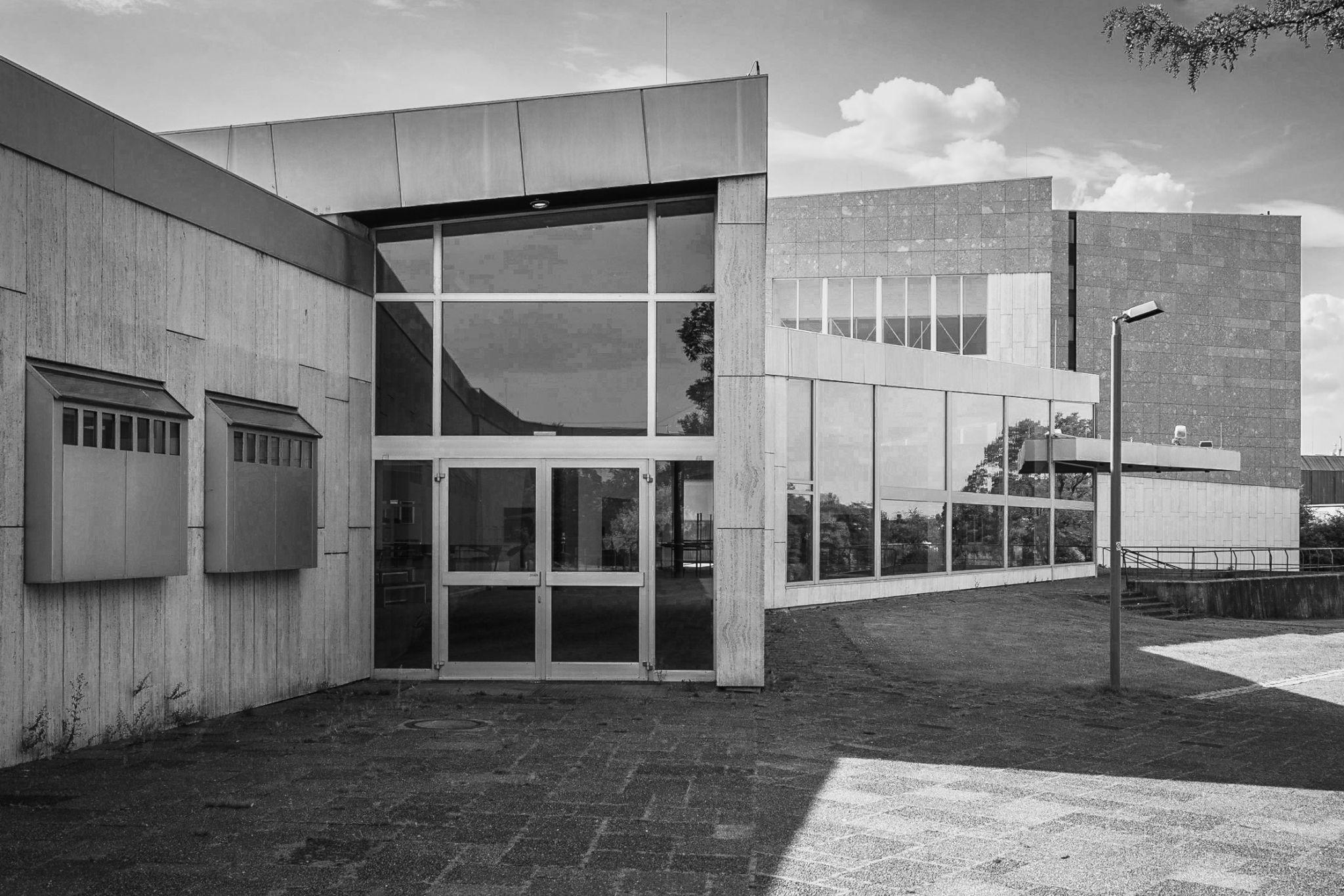 Scharoun Theater Wolfsburg, Germany