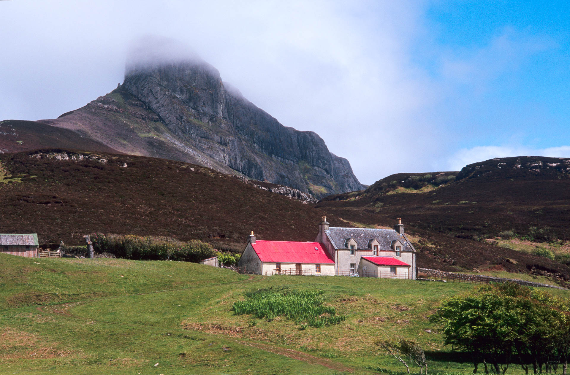 Sgurr Of Eigg, United Kingdom