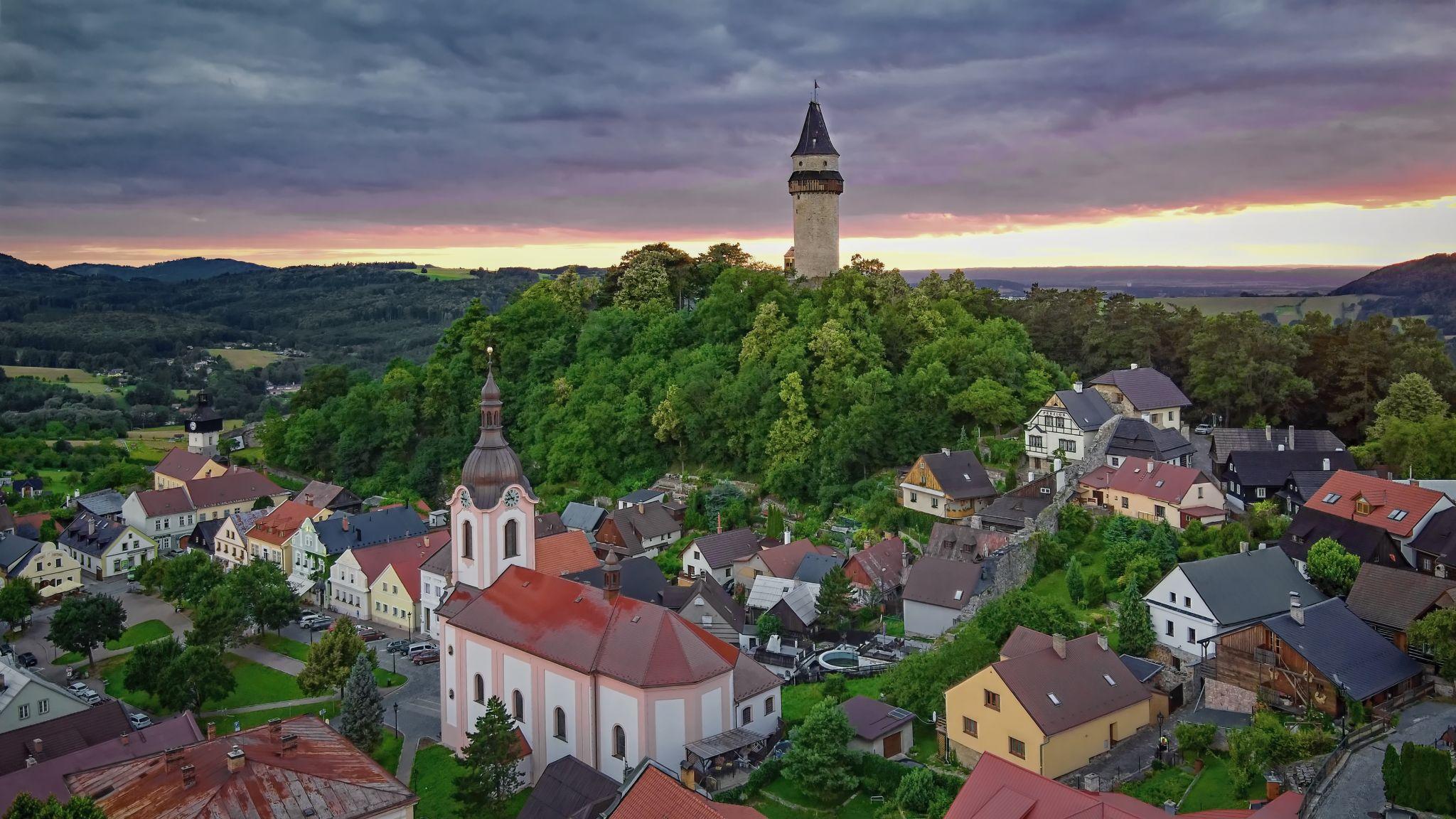 Štramberská Trúba, Czech Republic