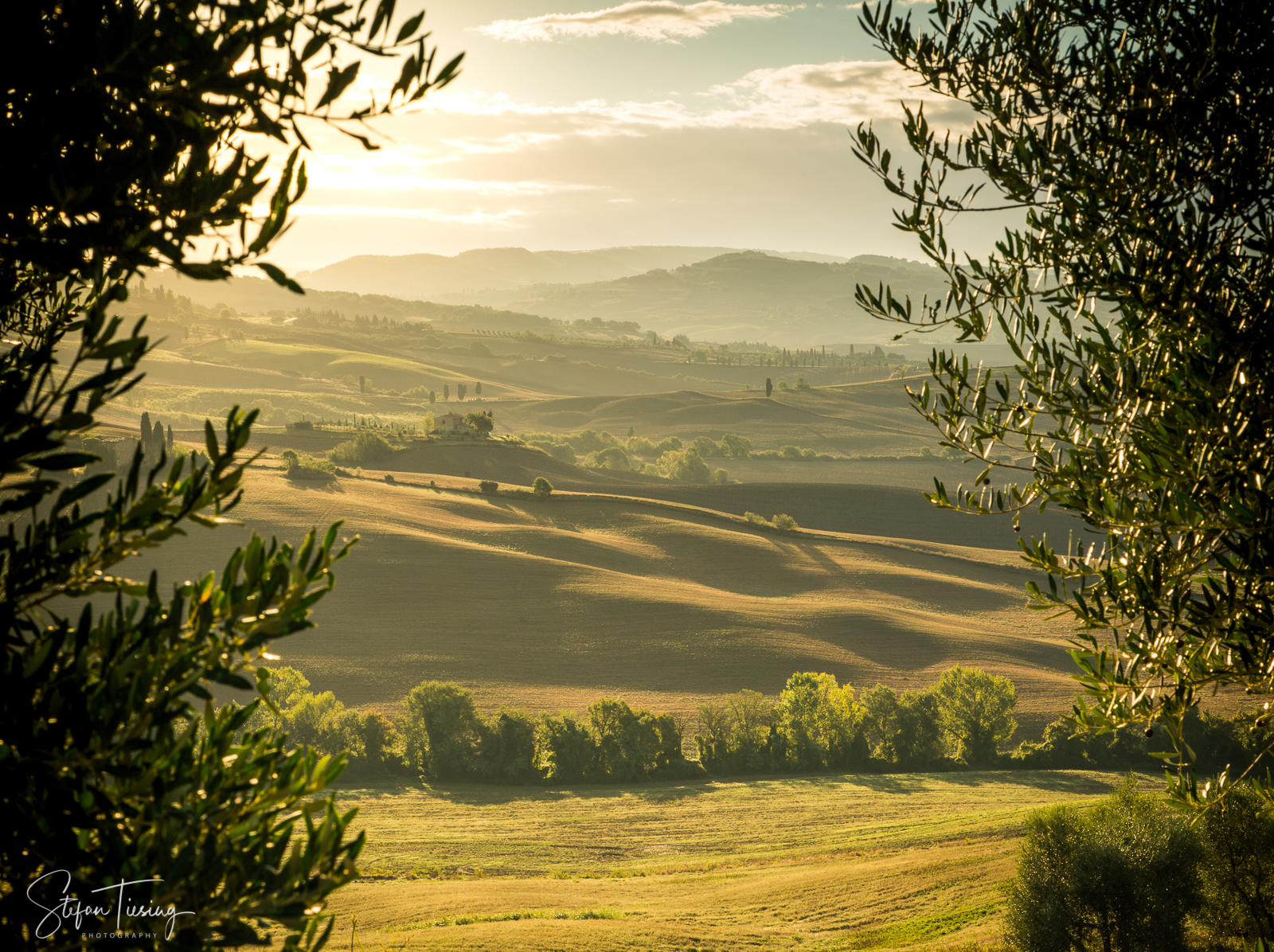 Tuscan Fields, Italy