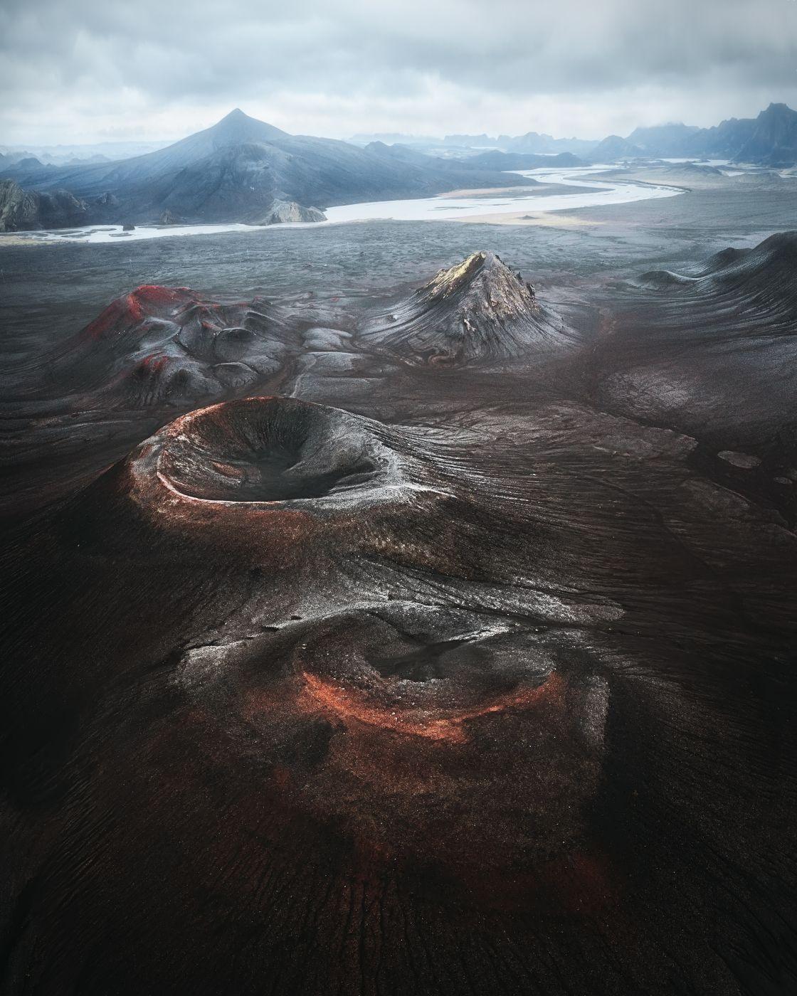 Volcanoes of Iceland, Iceland