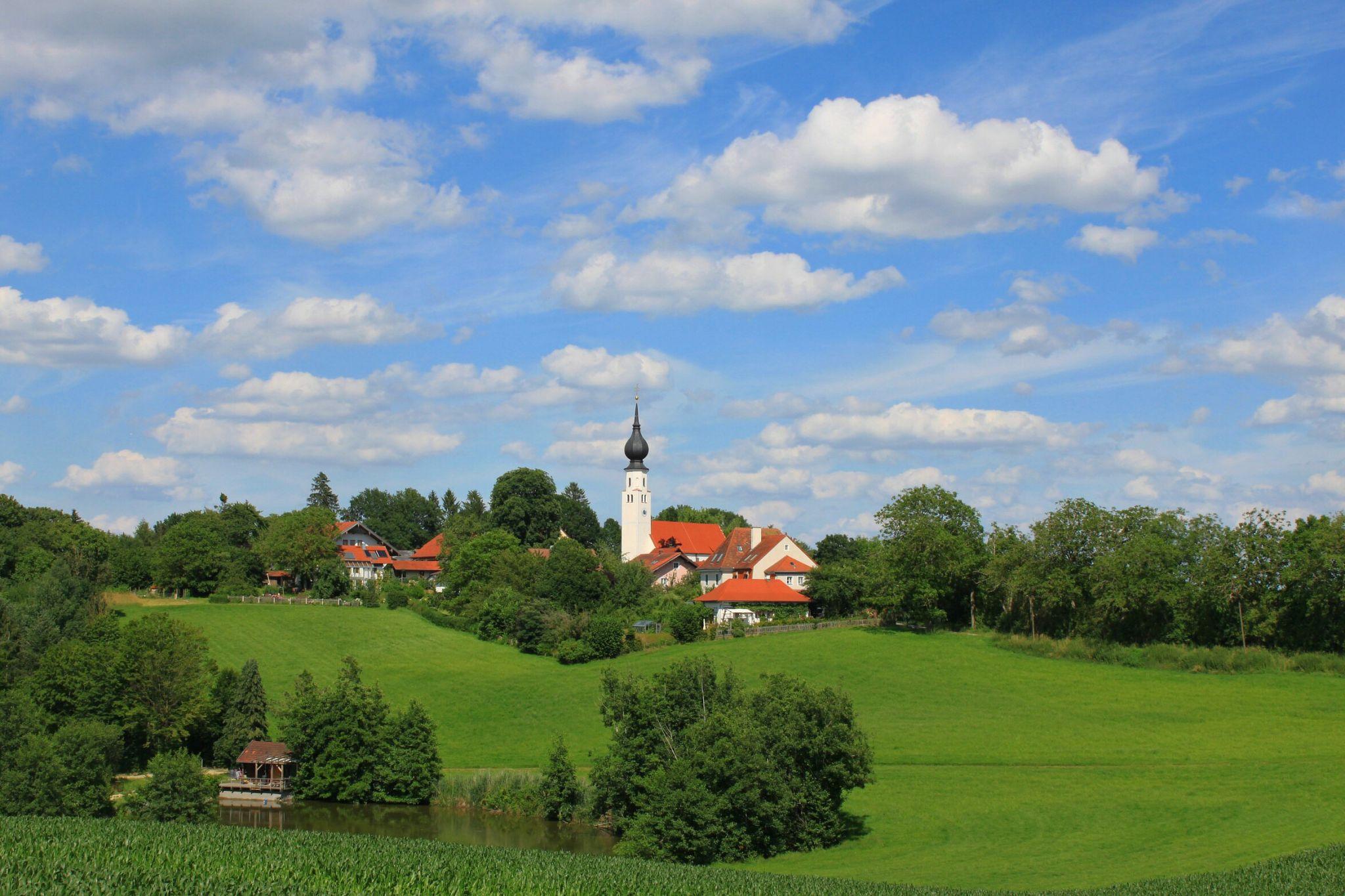 Wallfahrtskirche Heiligenberg, Germany