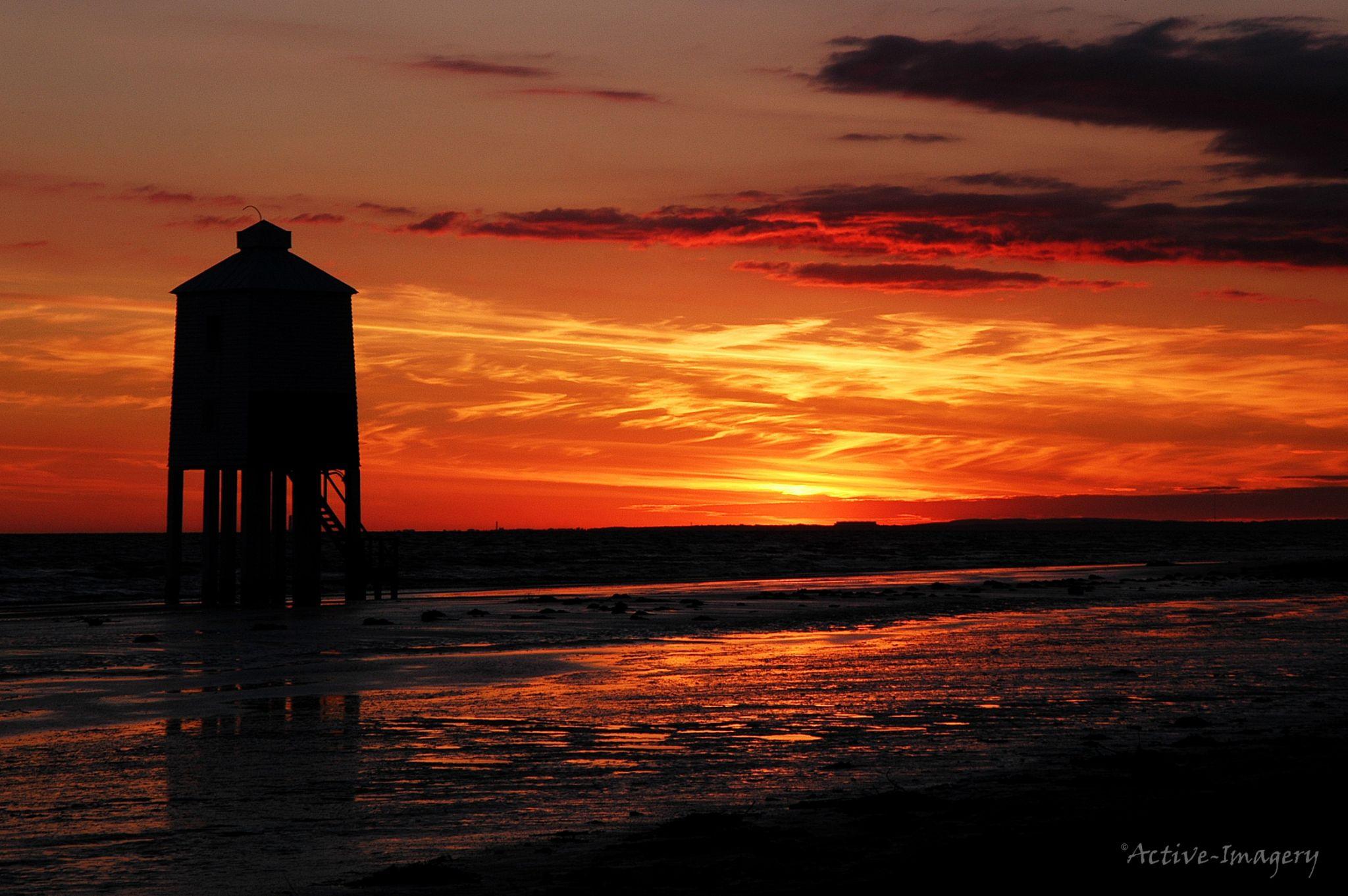 Wooden Lighthouse, United Kingdom