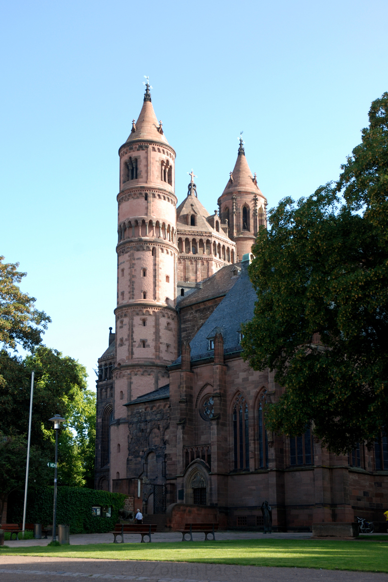 Worms Cathedral, Germany