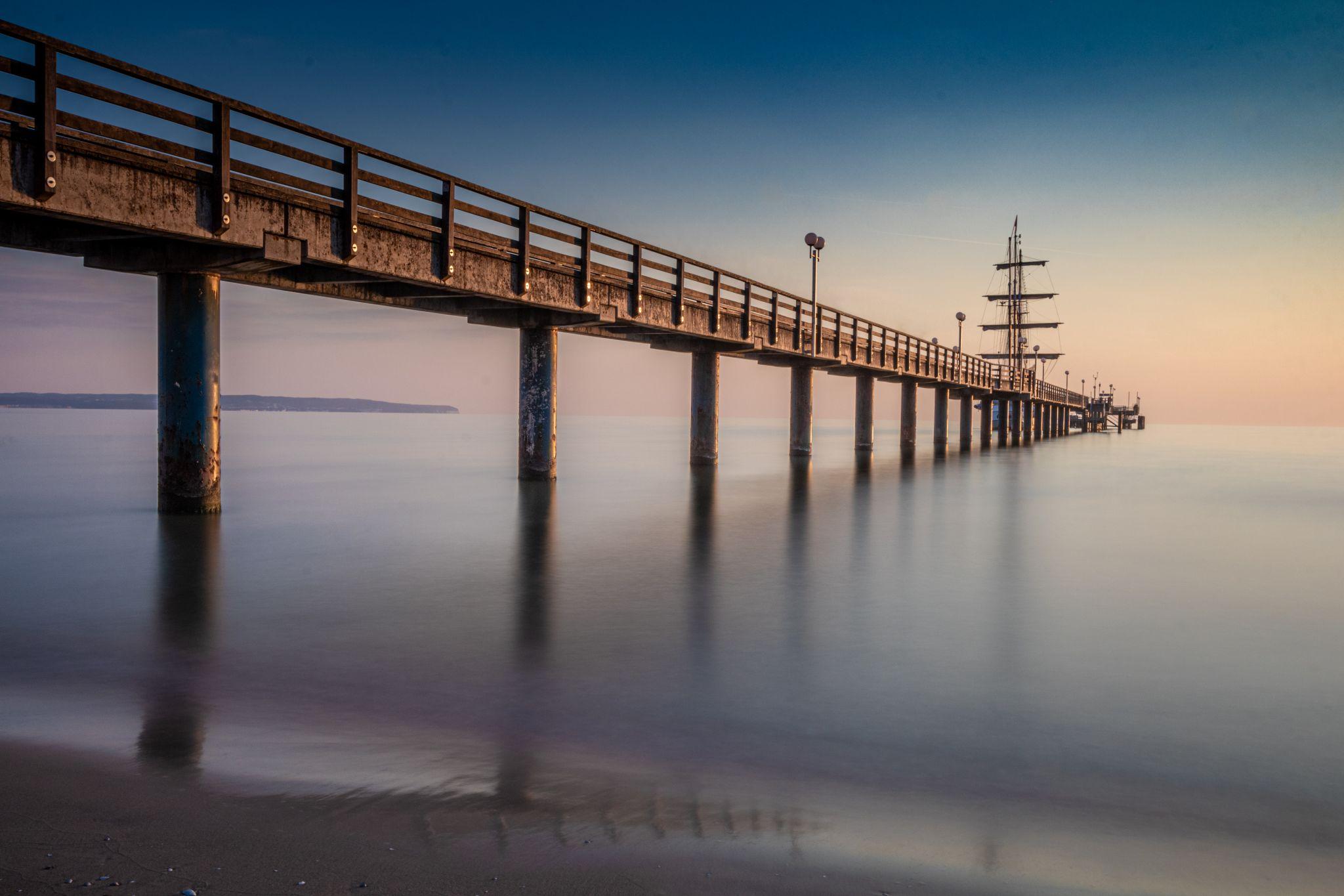Binzer Pier, Germany