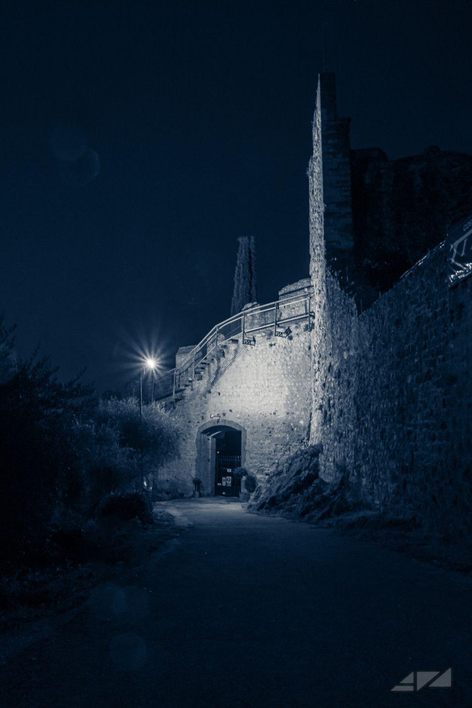 Castello superiore Marostica, Italy