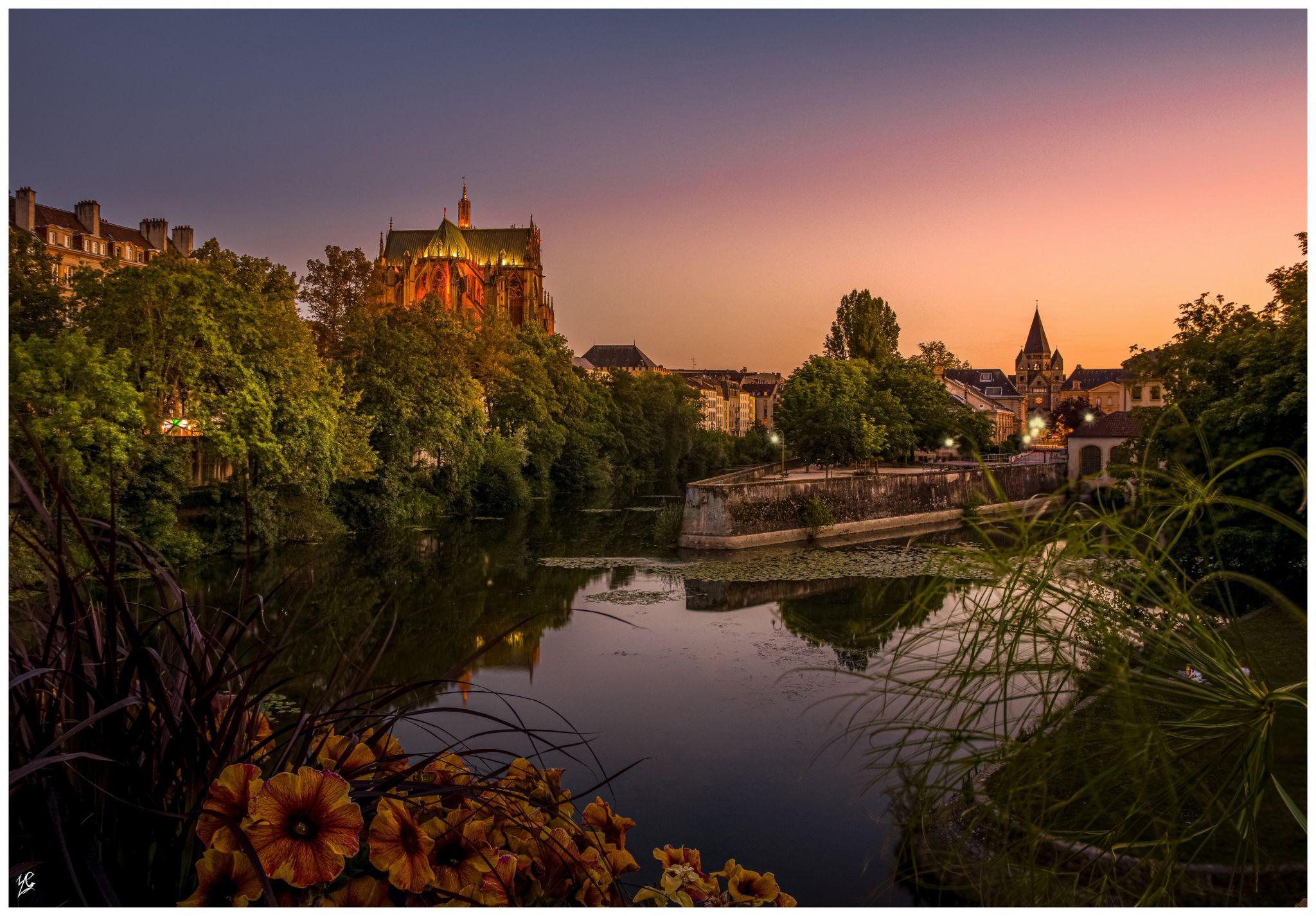 Cathédrale de Metz, France