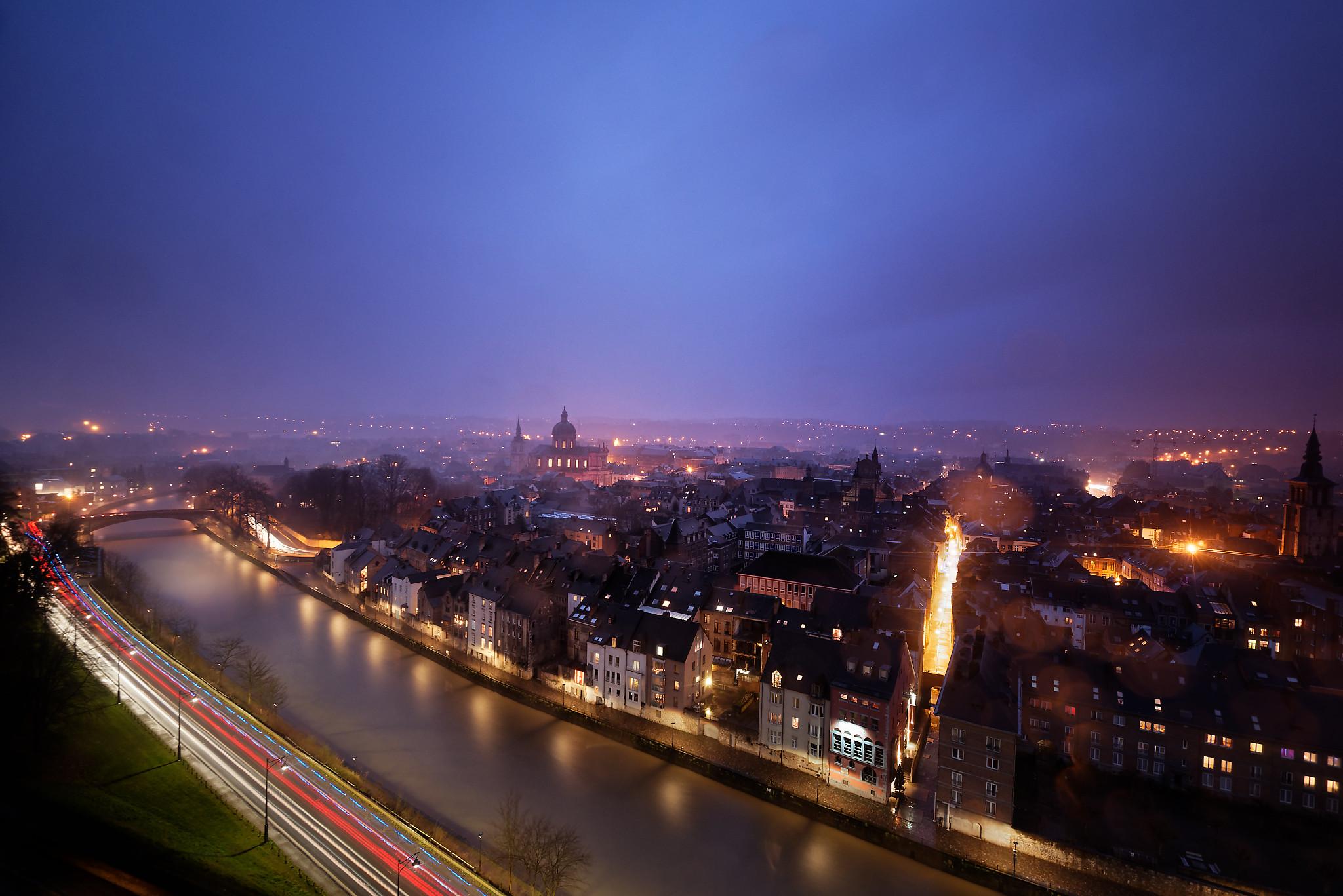 Citadelle of Namur, Belgium
