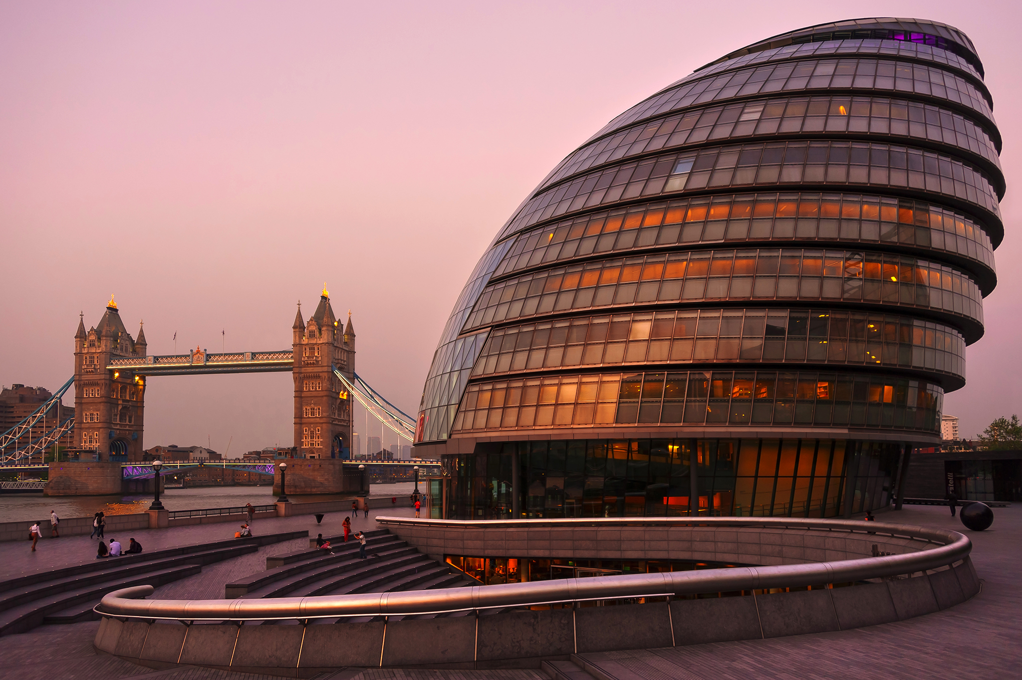 City Hall, United Kingdom