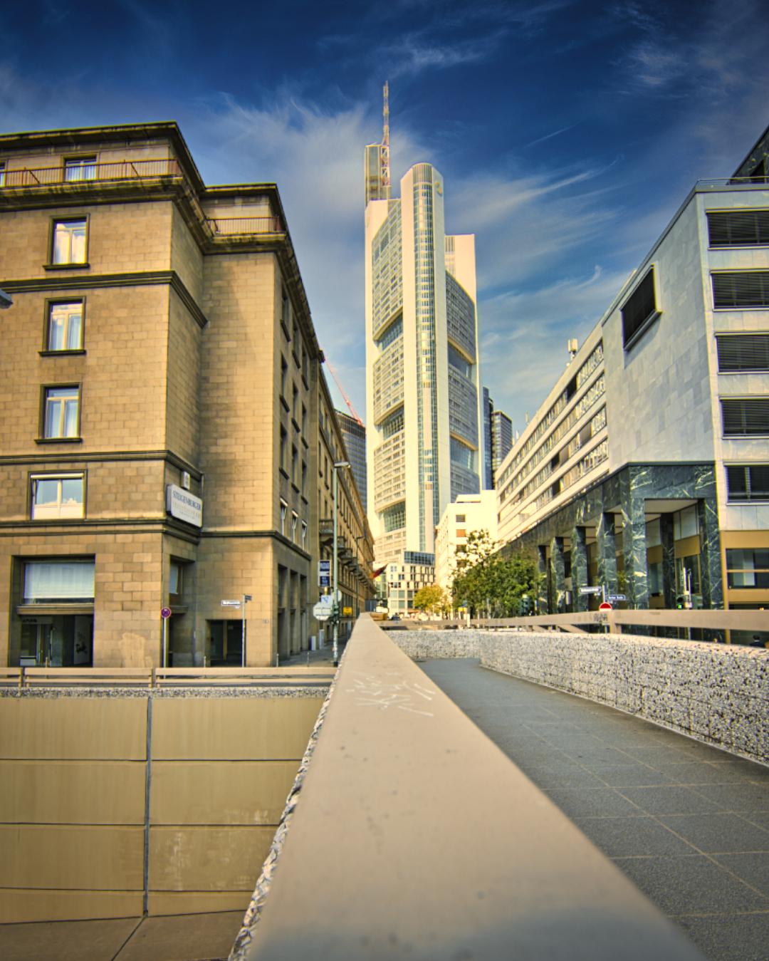 Comerzbank Frankfurt, Germany