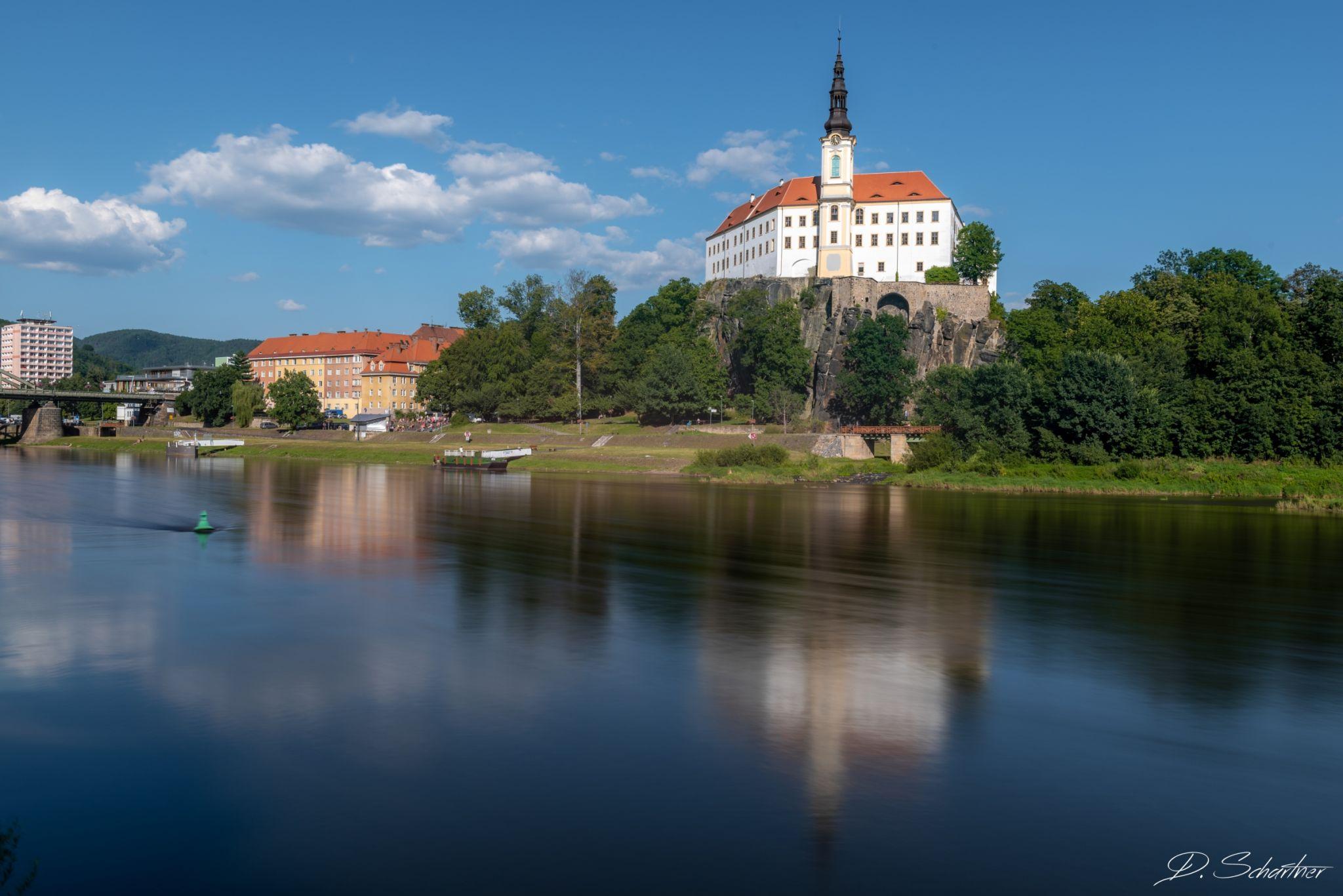 Děčín Castle, Czech Republic
