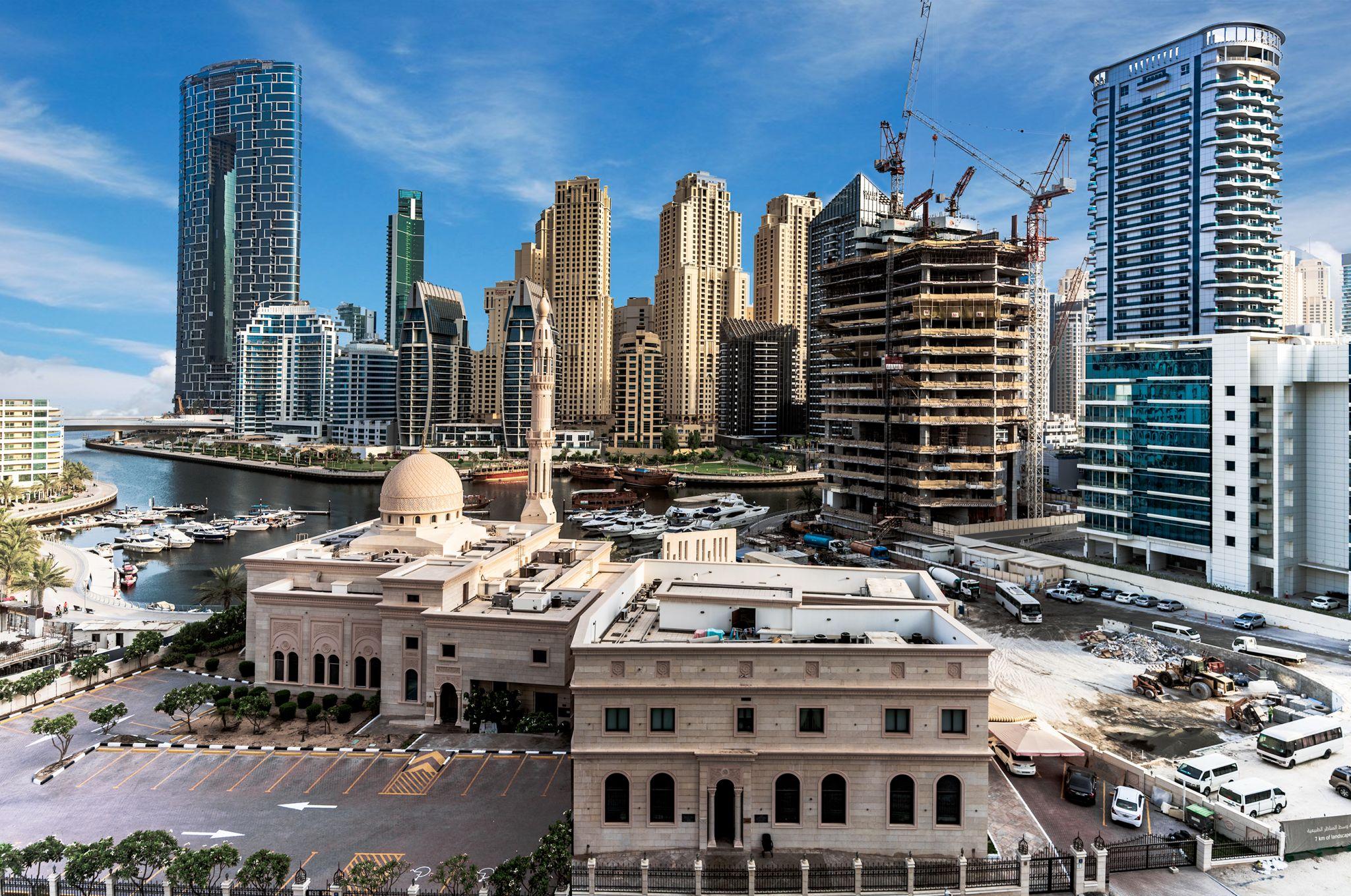 Dubai Marina View, United Arab Emirates