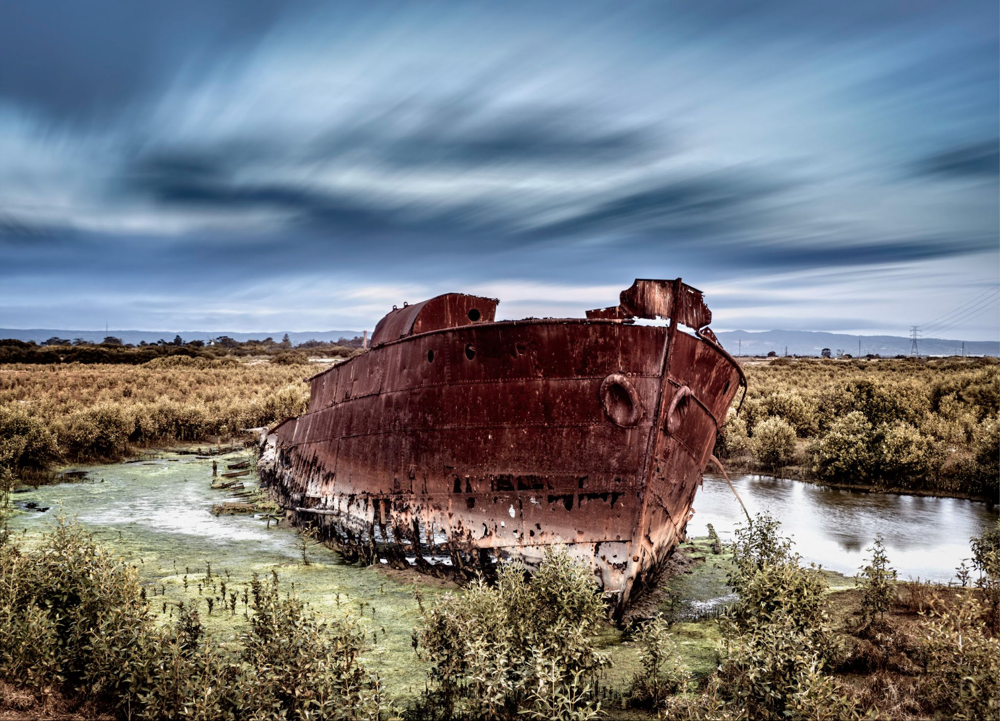 Excelsior Ship Wreck, Australia