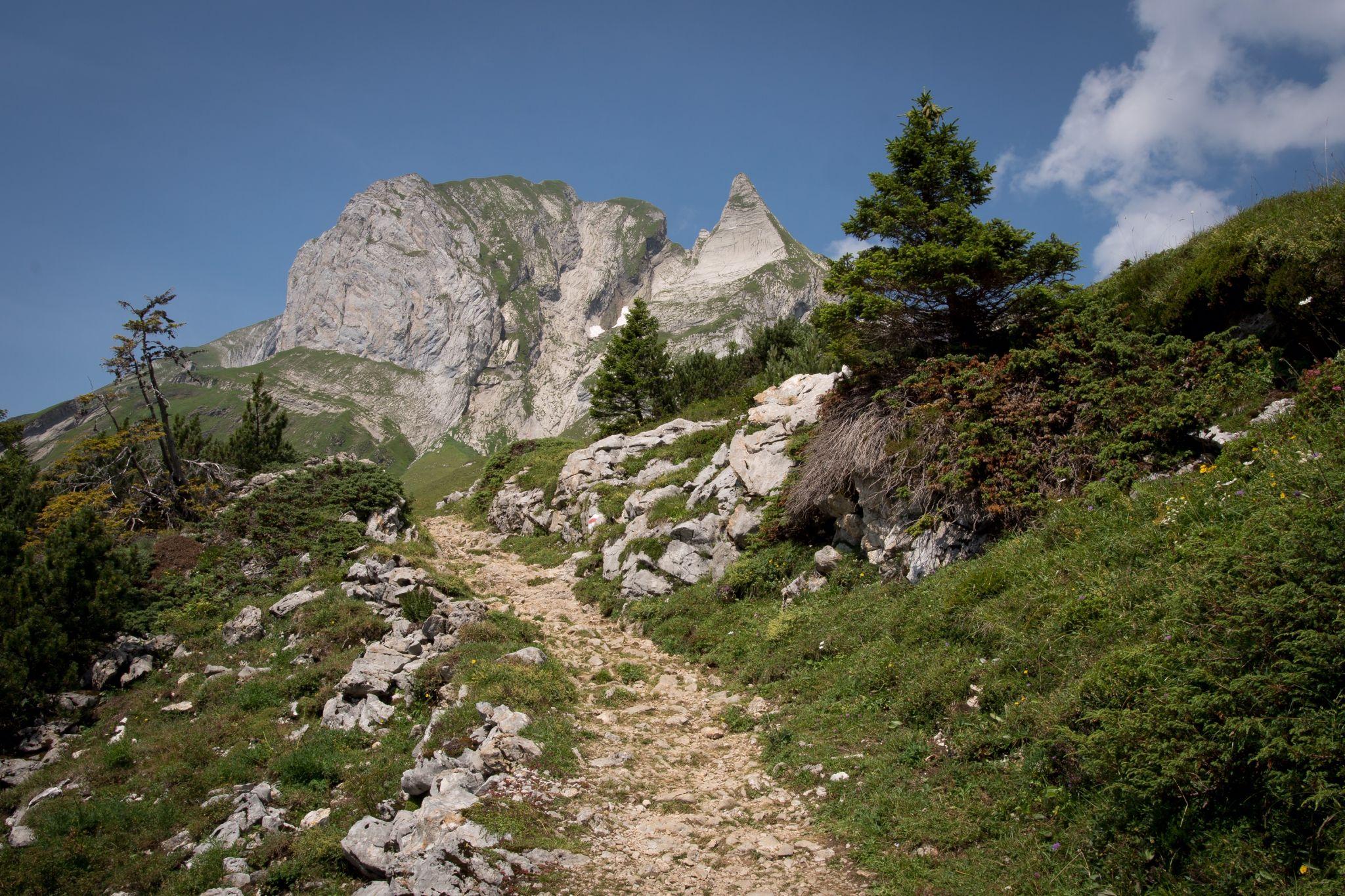 Girenspitz (Toblerone), Switzerland