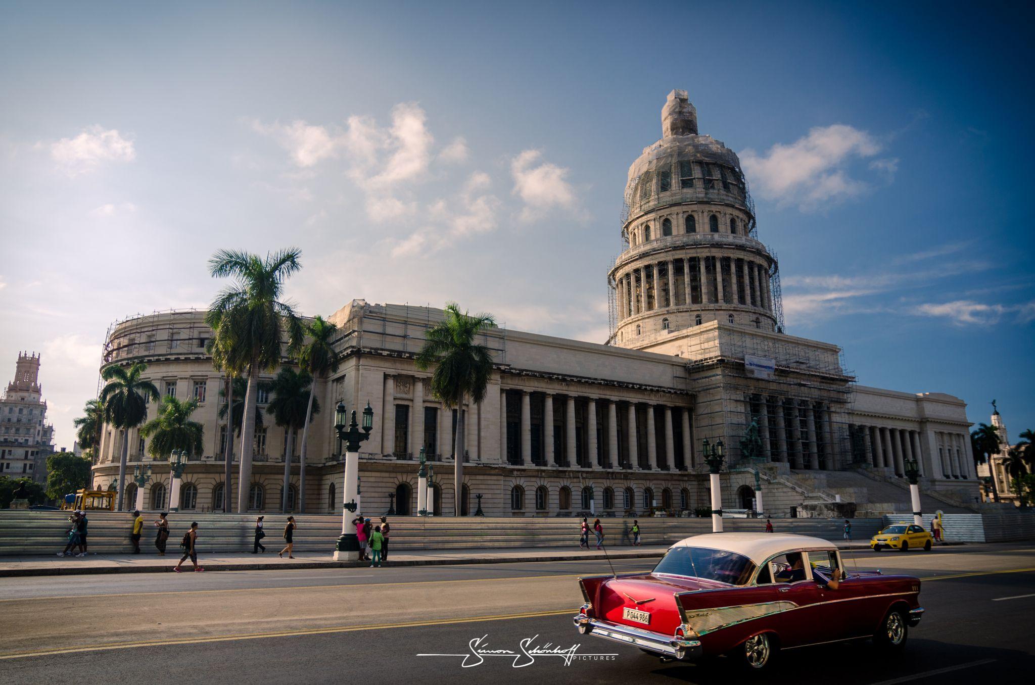 Havana, Capitol, Cuba