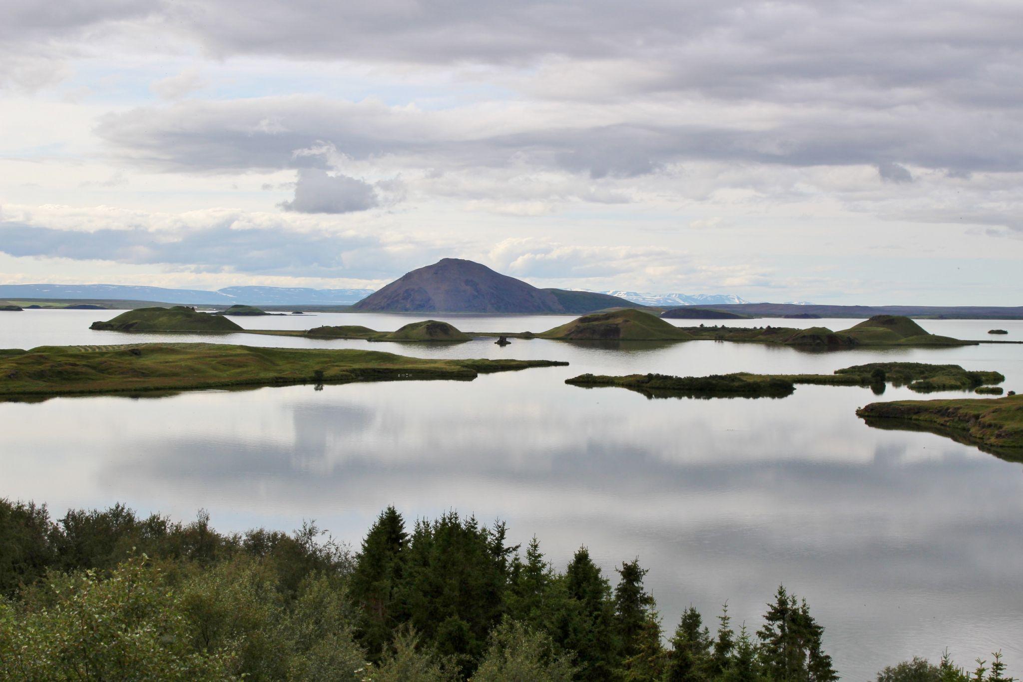 Höfði (Mývatn), Iceland