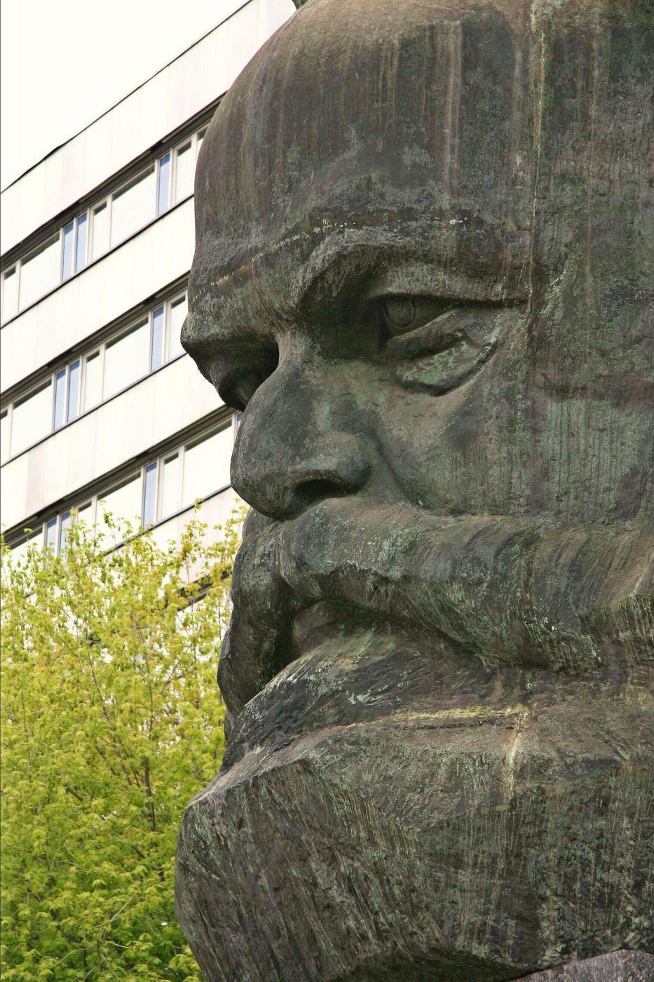 Karl Marx, Germany