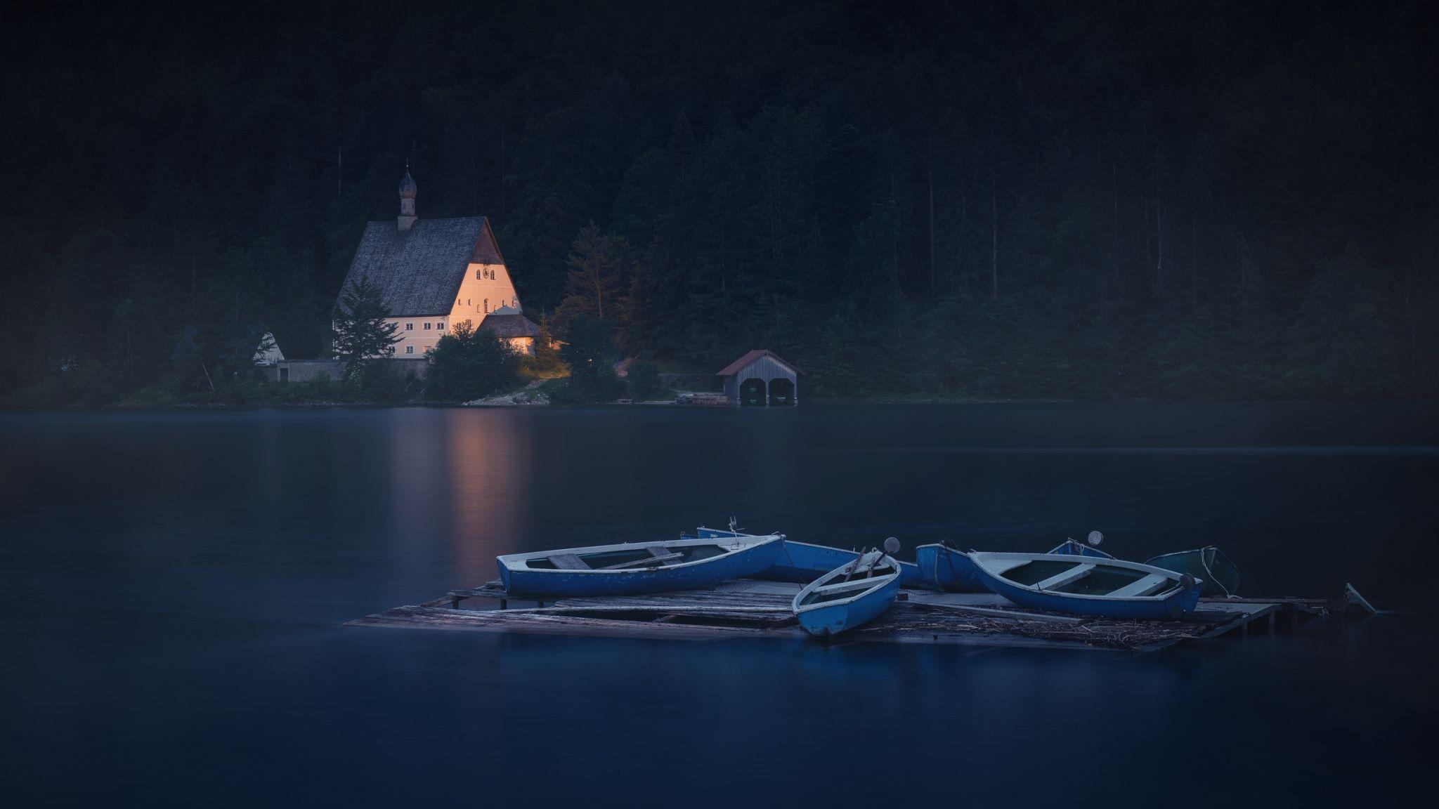 Klösterl Walchensee, Germany