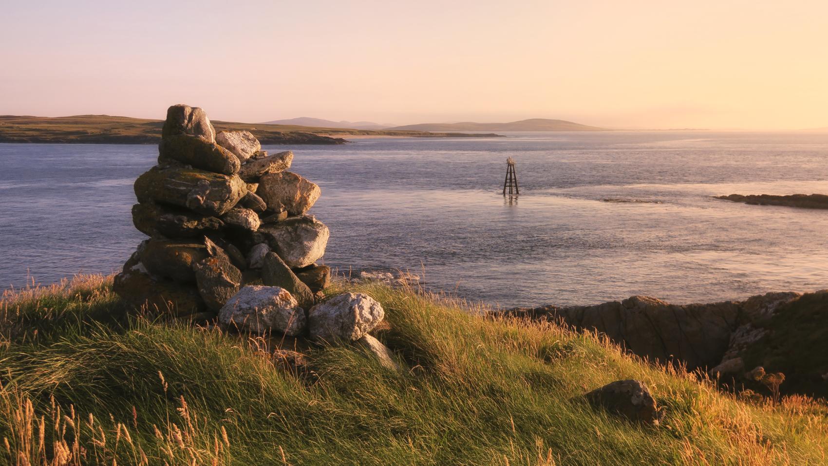 Leverburgh islands, United Kingdom