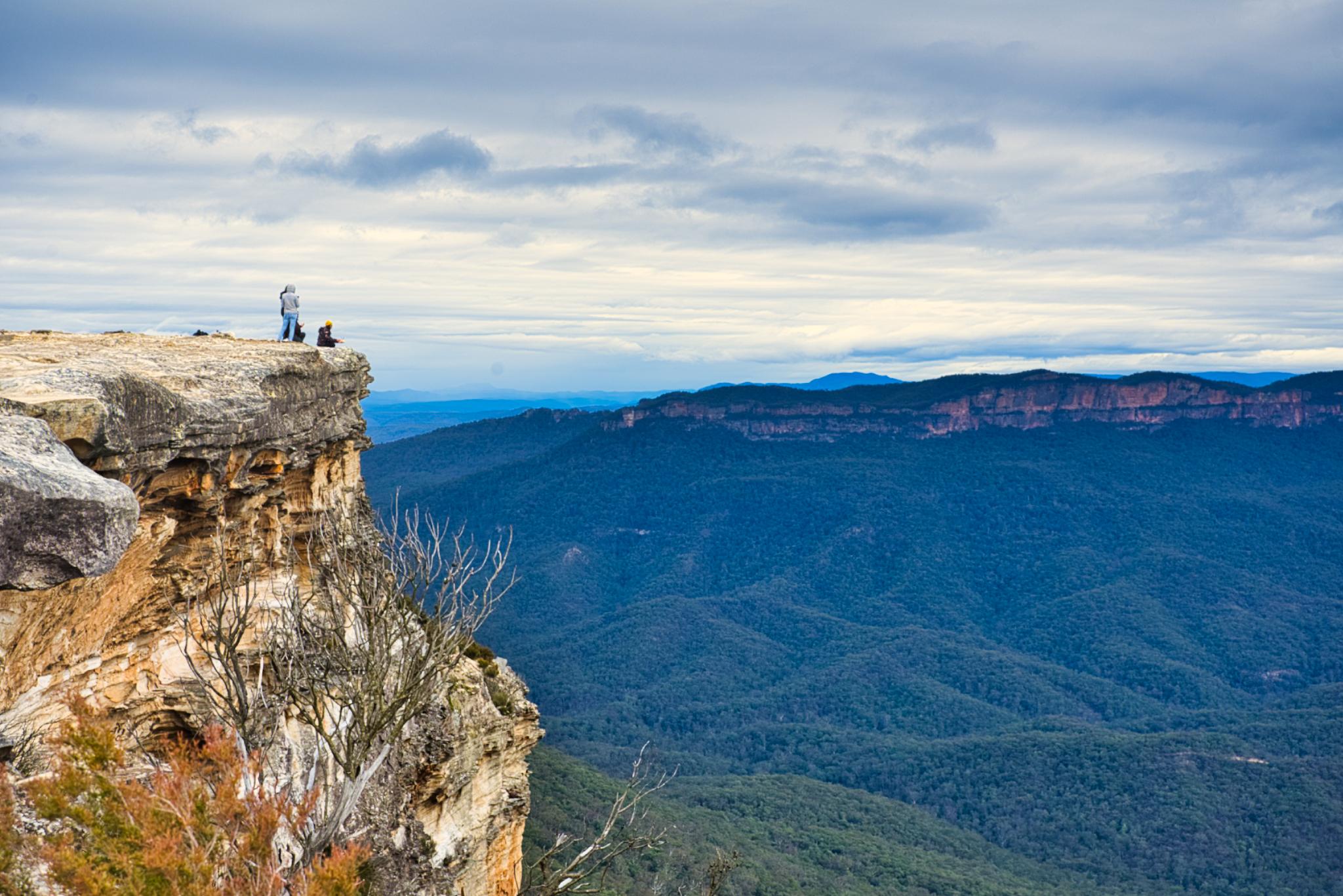 Lincoln's Rock, Australia