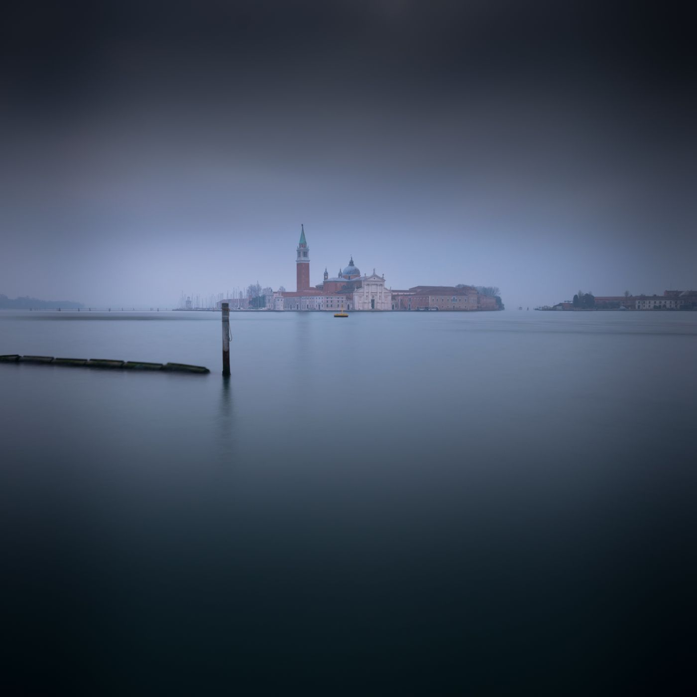 Minimalism in Venice, Italy